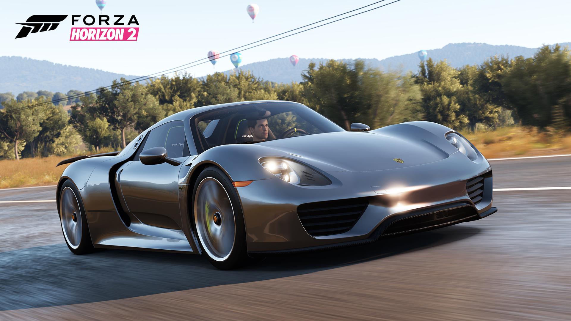 Forza Horizon 2 Porsche Expansion Pack 10 Porsches For 10
