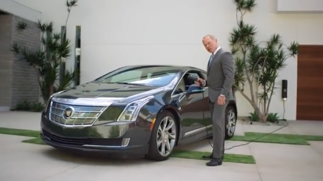 2014 Cadillac ELR Ad: What Does It Say About Who Buys Electric Cars