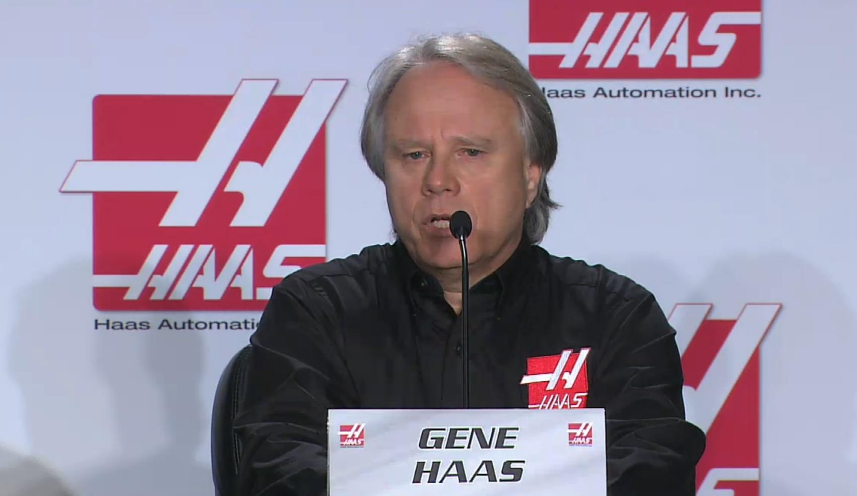 Para Gene Haas la mitad de tabla es una franja muy competitiva de la F1