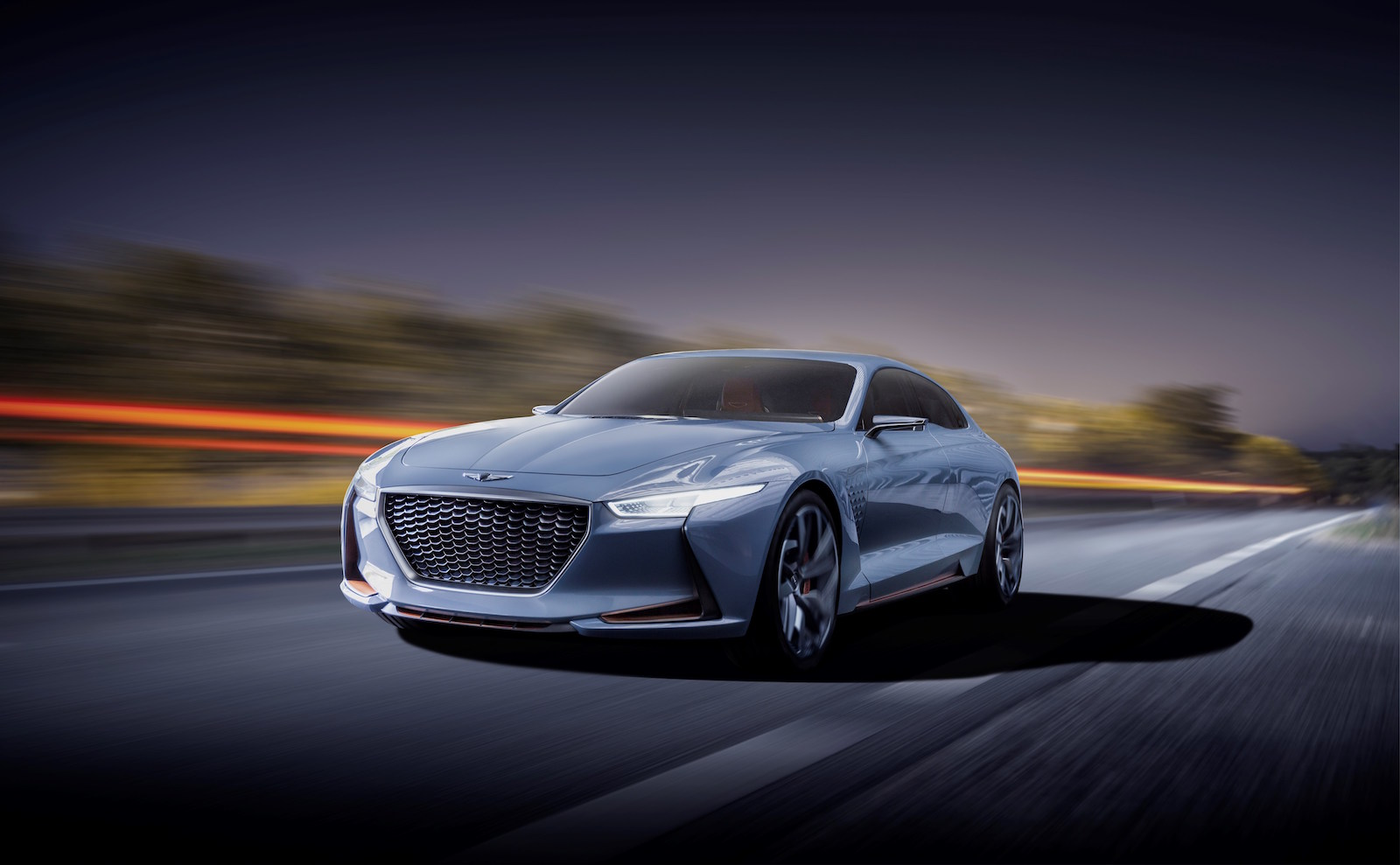 hyundais genesis luxury brand to get electric cars as well report