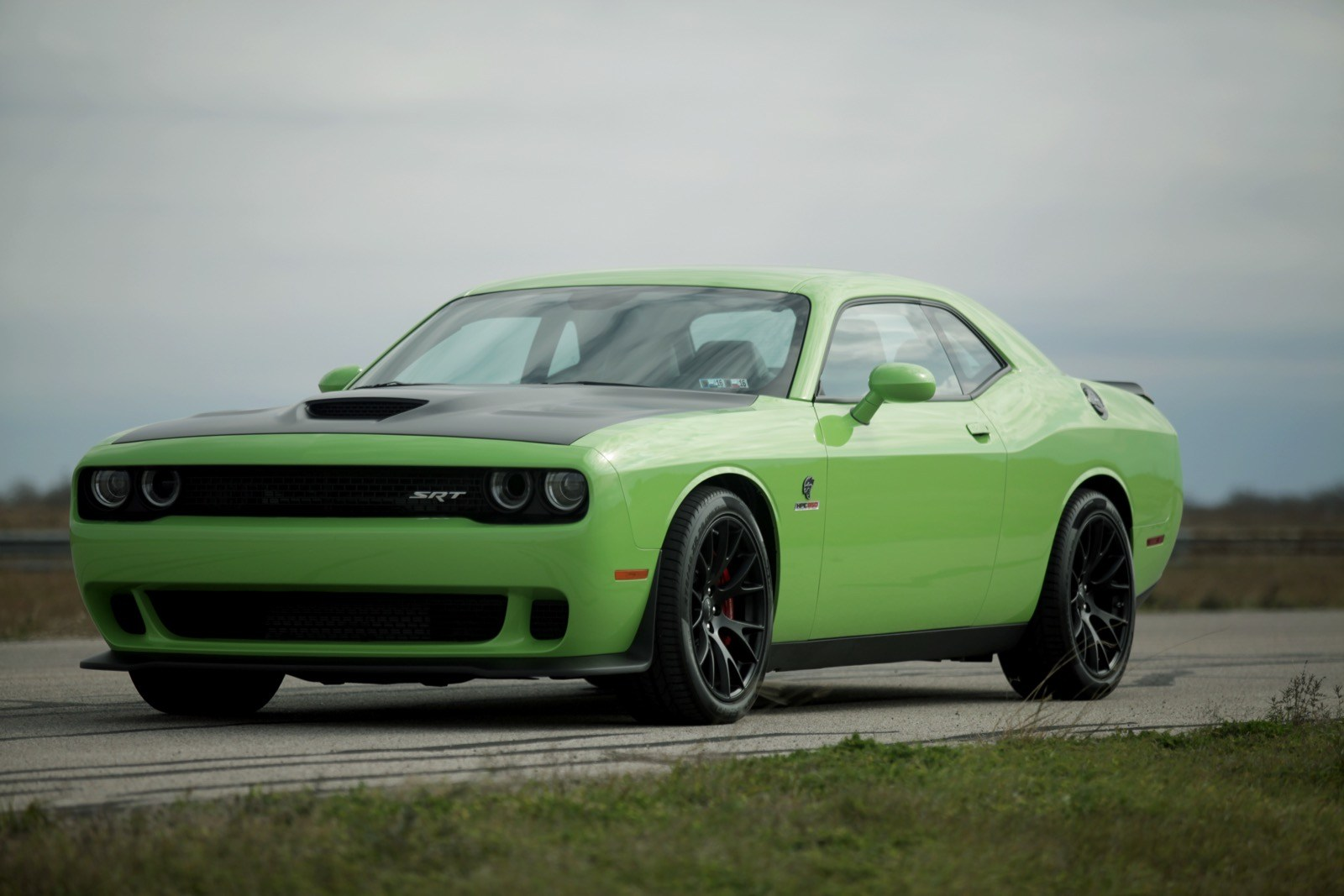 Hennessey Creates 1,032-Horsepower Dodge Challenger SRT ...