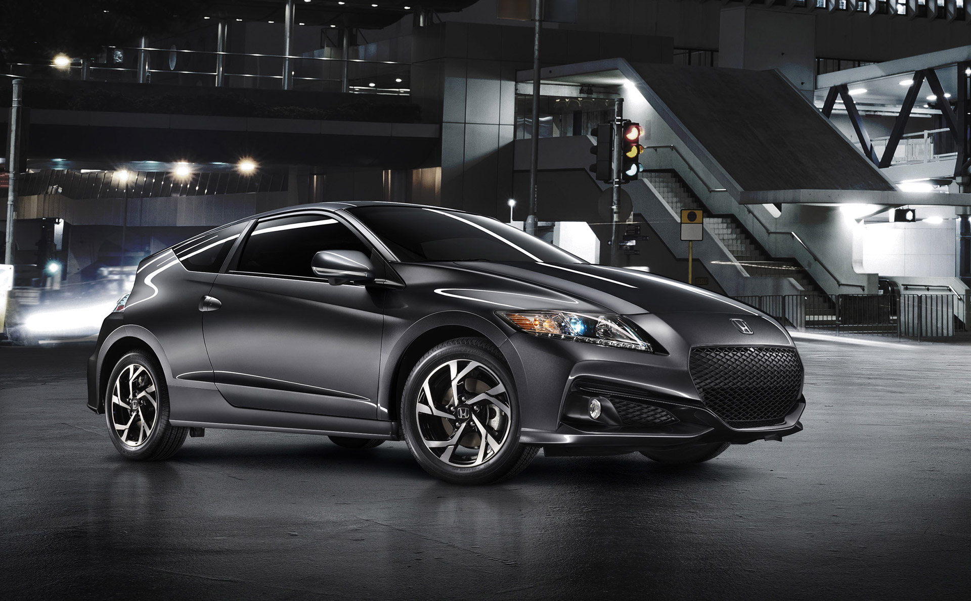 2016 honda cr z gets updated look no extra power. Black Bedroom Furniture Sets. Home Design Ideas