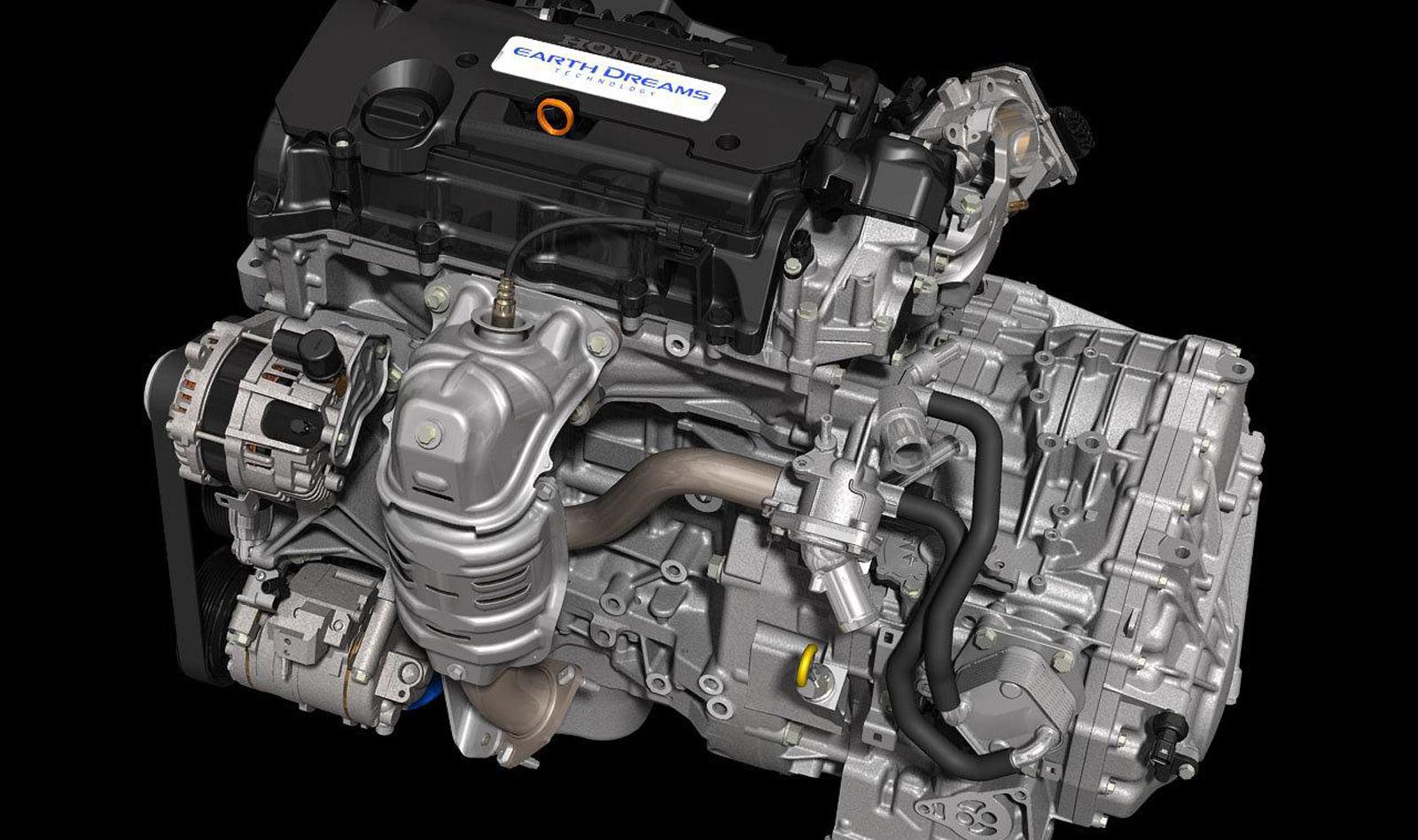 Honda Announces 'Earth Dreams' Range Of Eco-Friendly ...