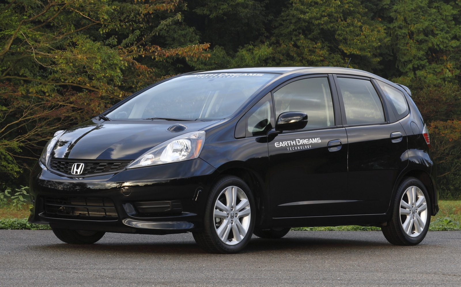 2015 Honda Fit Powertrain Preview Drive