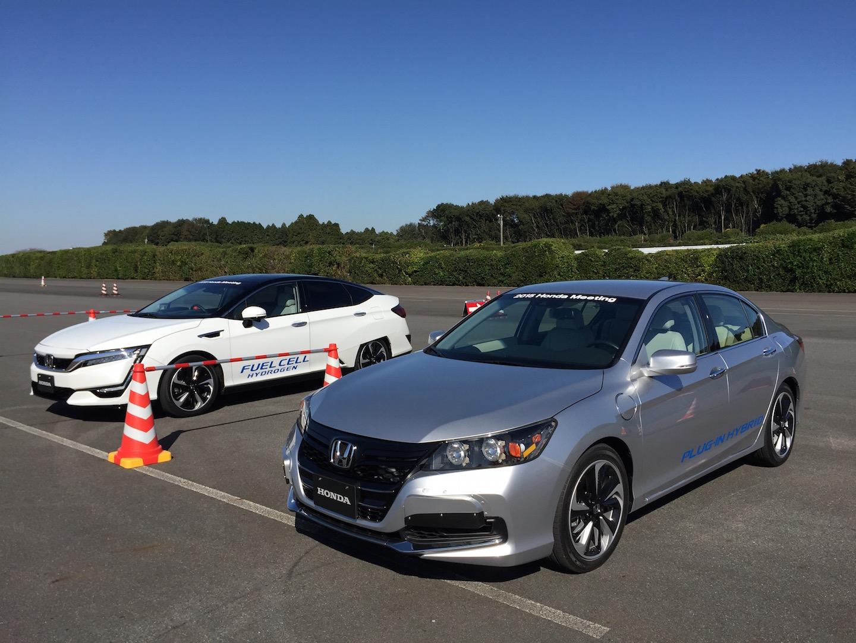 2018 Honda Plug In Hybrid To Offer 40 Mile Range Use Fuel