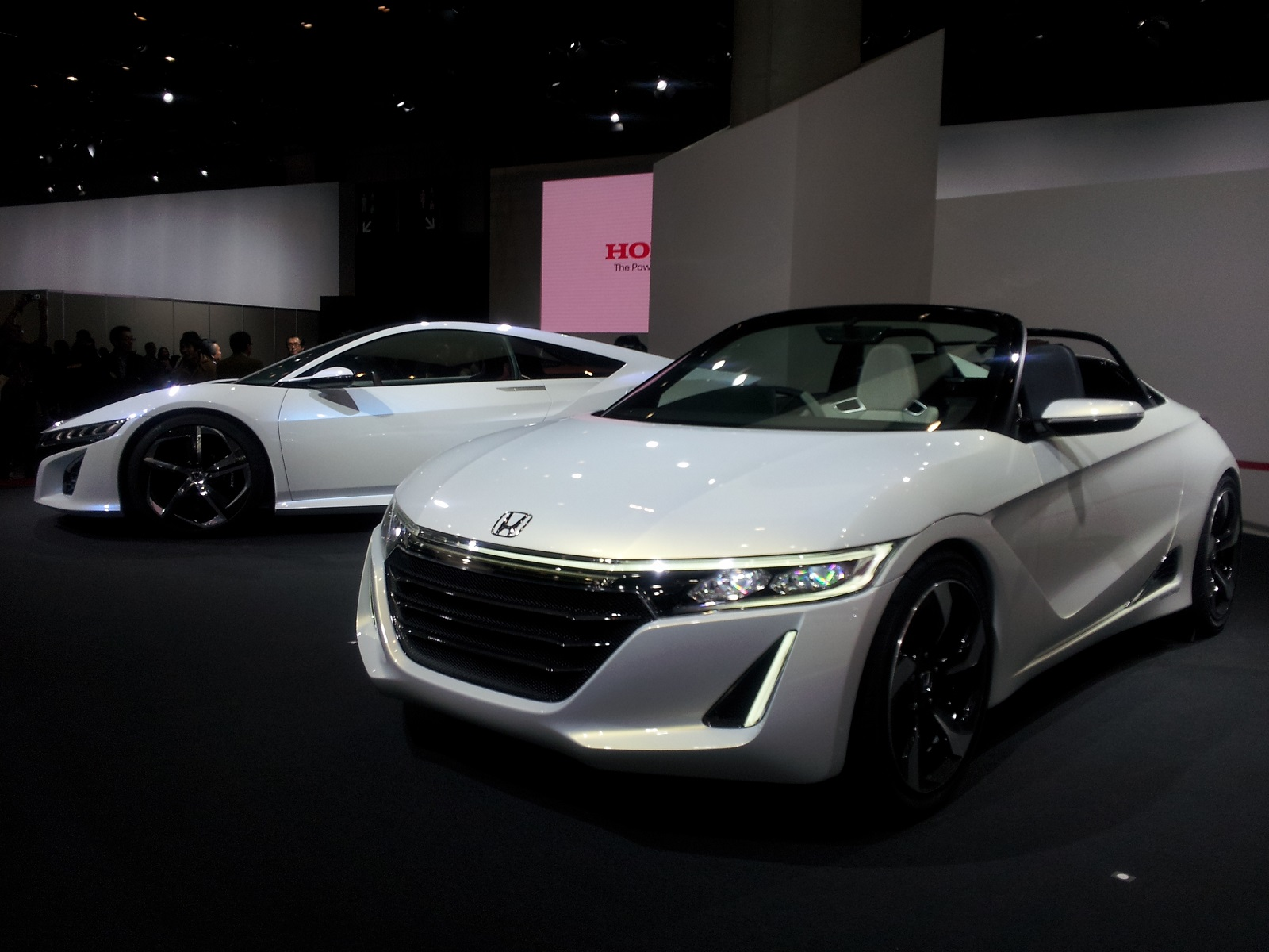 honda s660 mid engine sports car concept debuts in tokyo. Black Bedroom Furniture Sets. Home Design Ideas