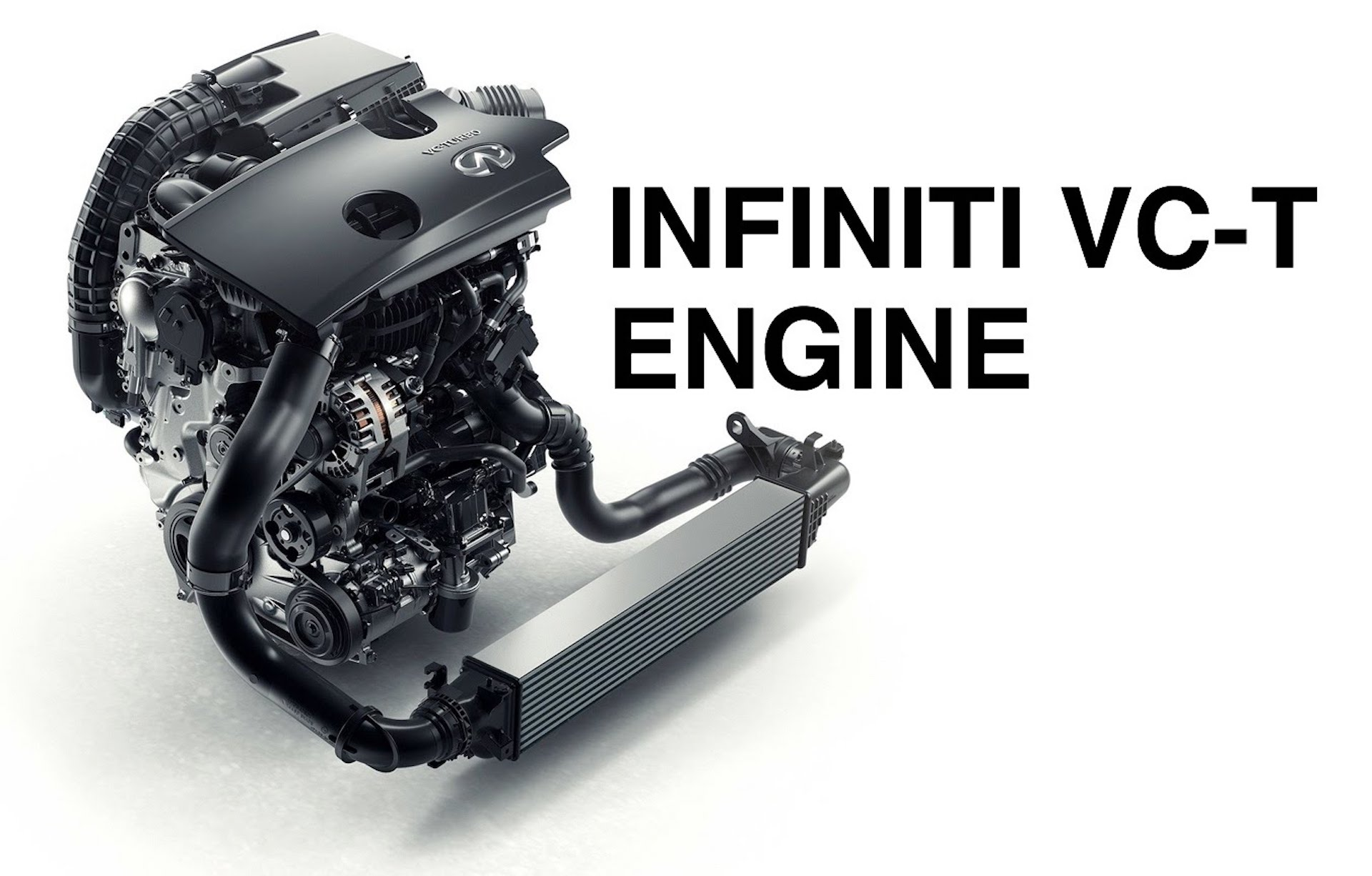 How Infiniti's variable compression engine works