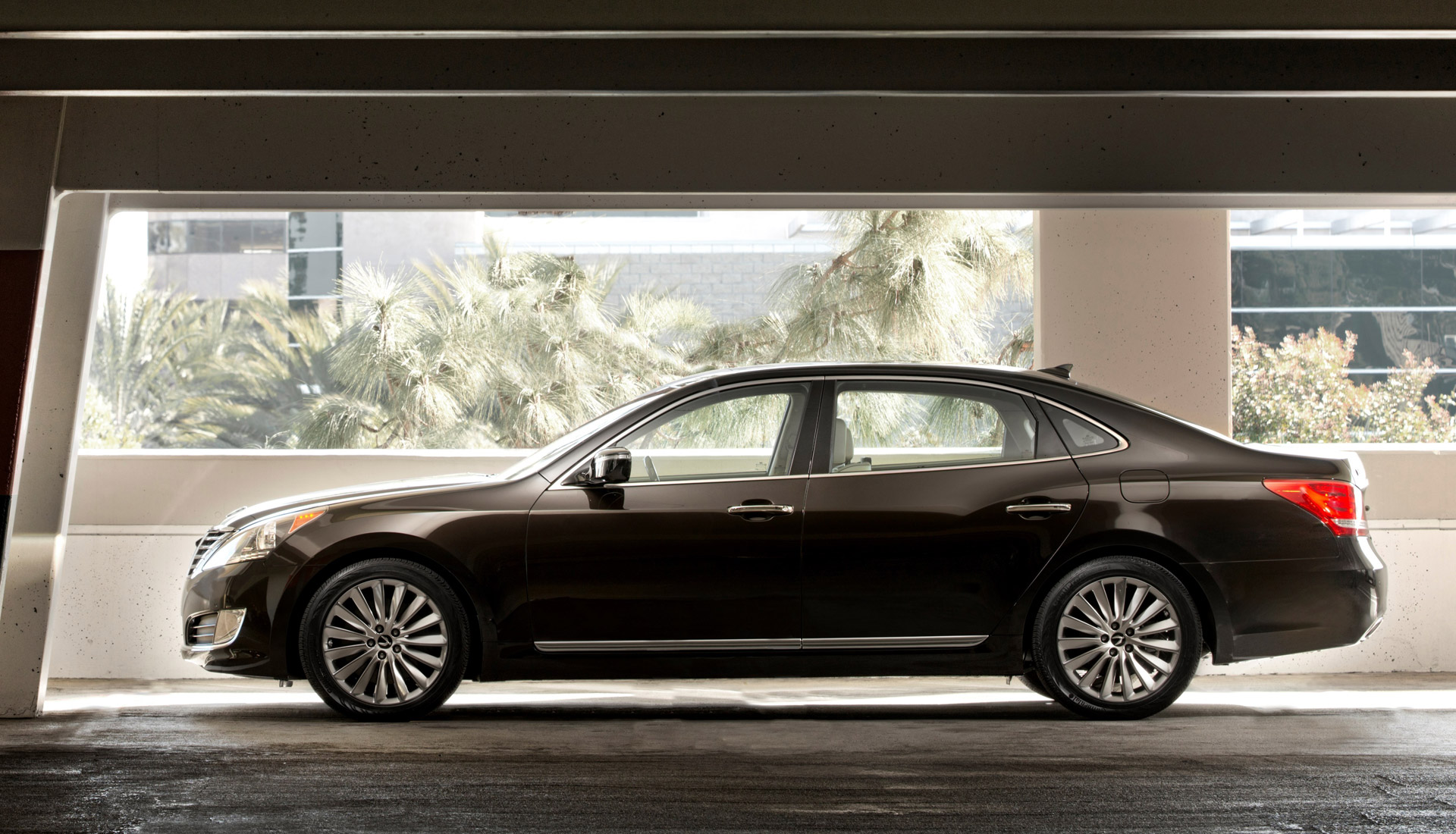 2016 Hyundai Equus Gets A Few Updates Ahead Of New Model S Arrival
