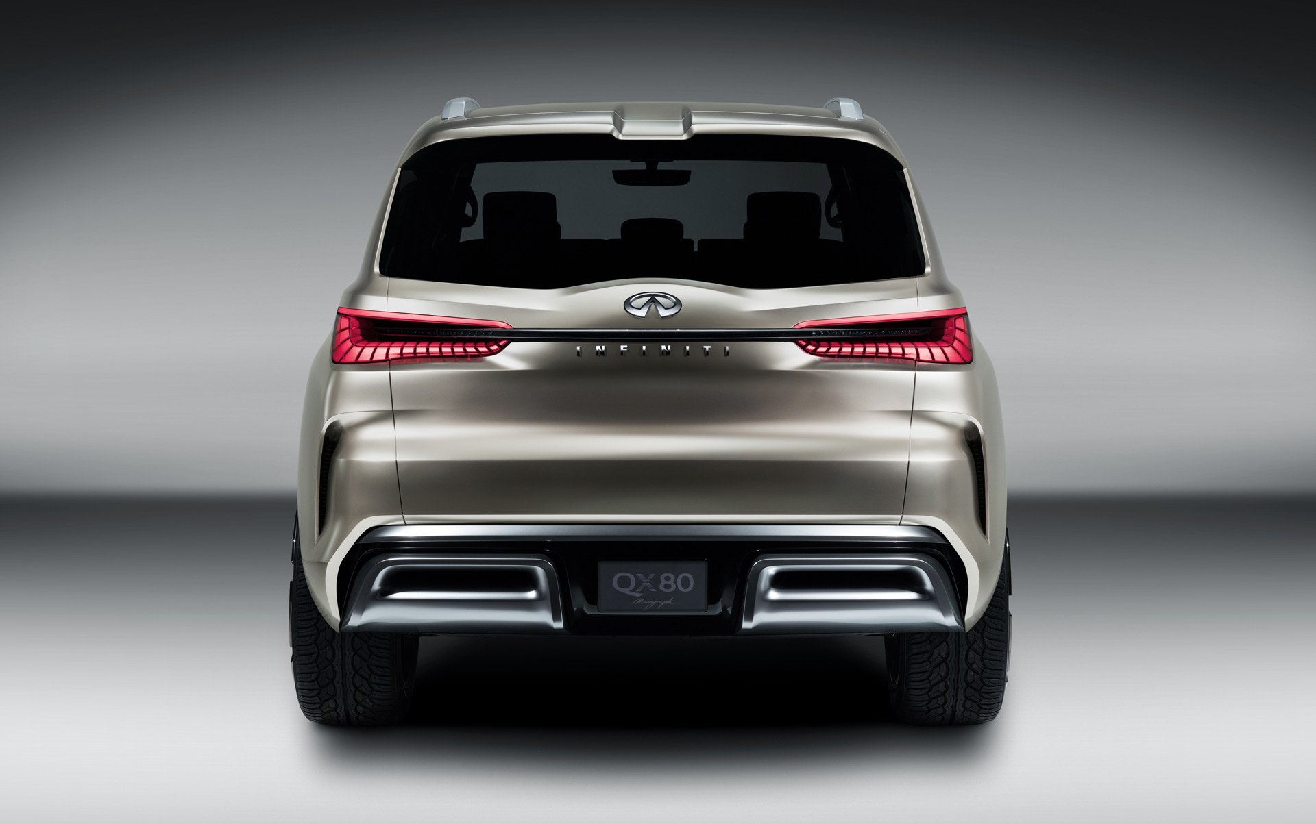 Redesigned Infiniti QX80 to keep current model s