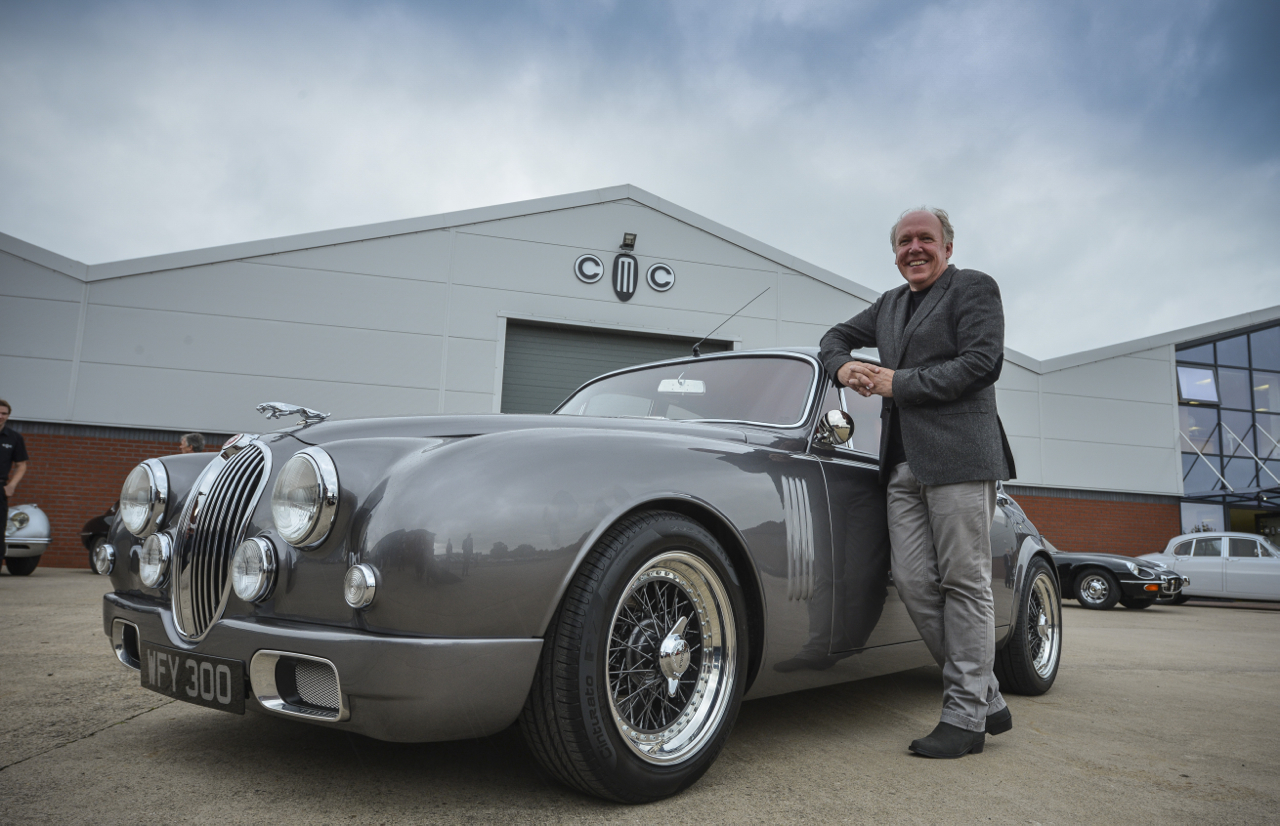 Limited Run Of Ian Callums Jaguar Mark 2 To Be Built