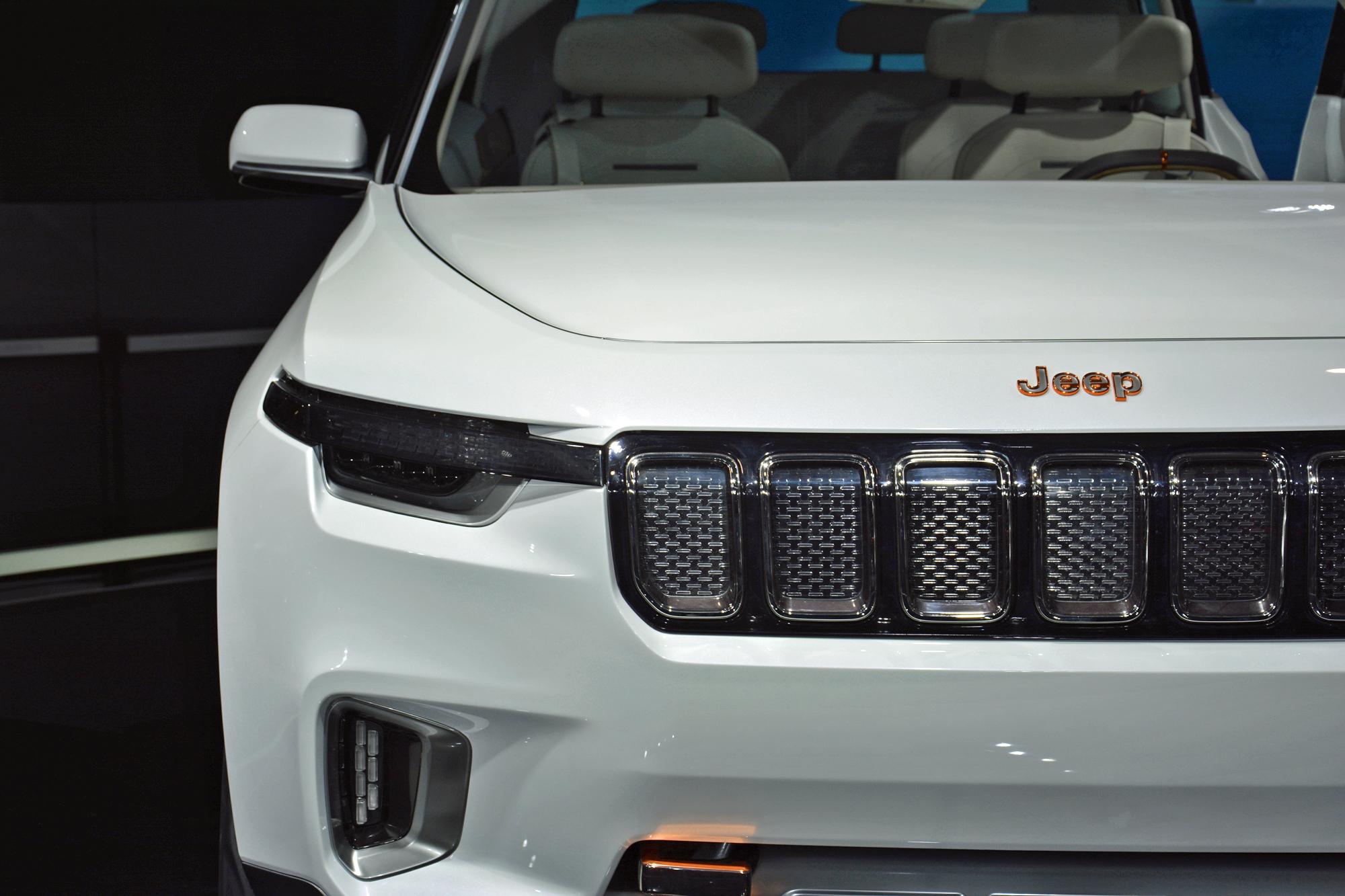 Jeep Yuntu Concept Shanghai Auto Show Photo Ronan Glon H