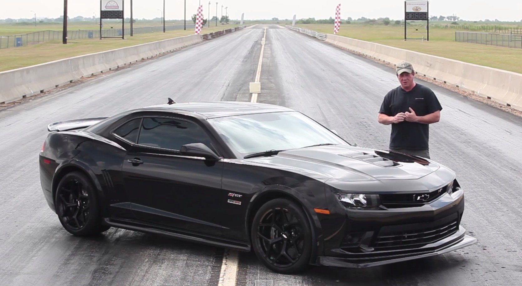 636 hp hennessey hpe600 camaro z 28 test drive video