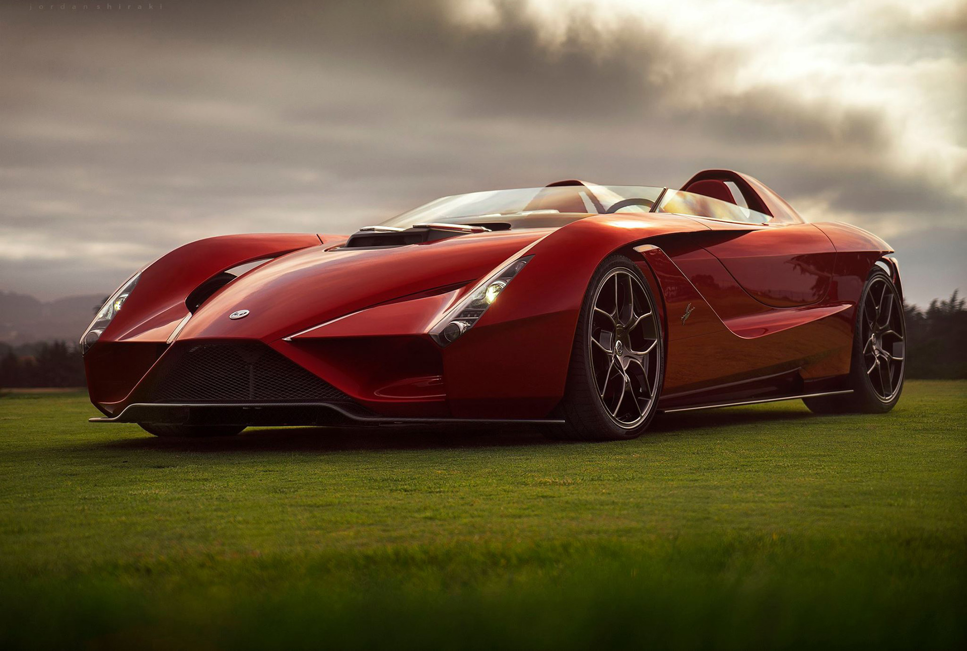 Ken Okuyama Kode57 Priced From 2 5 Million Limited To 5 Cars