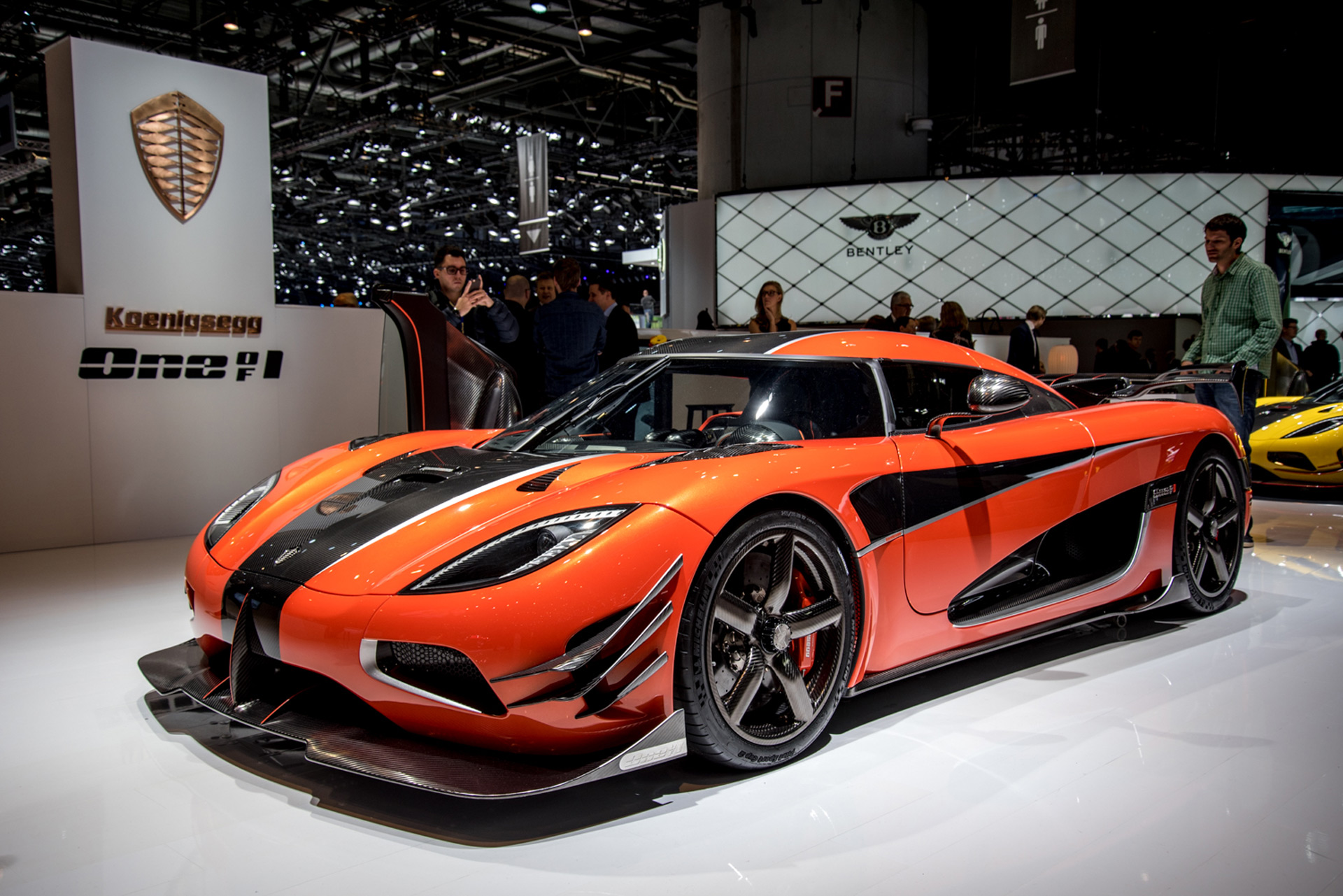 Koenigsegg Regera 2018 >> Koenigsegg Agera Final presented at 2016 Geneva Motor Show ...