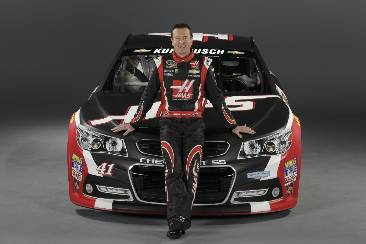 Kurt Busch Suspended Indefinitely From NASCAR, Sits Out ...