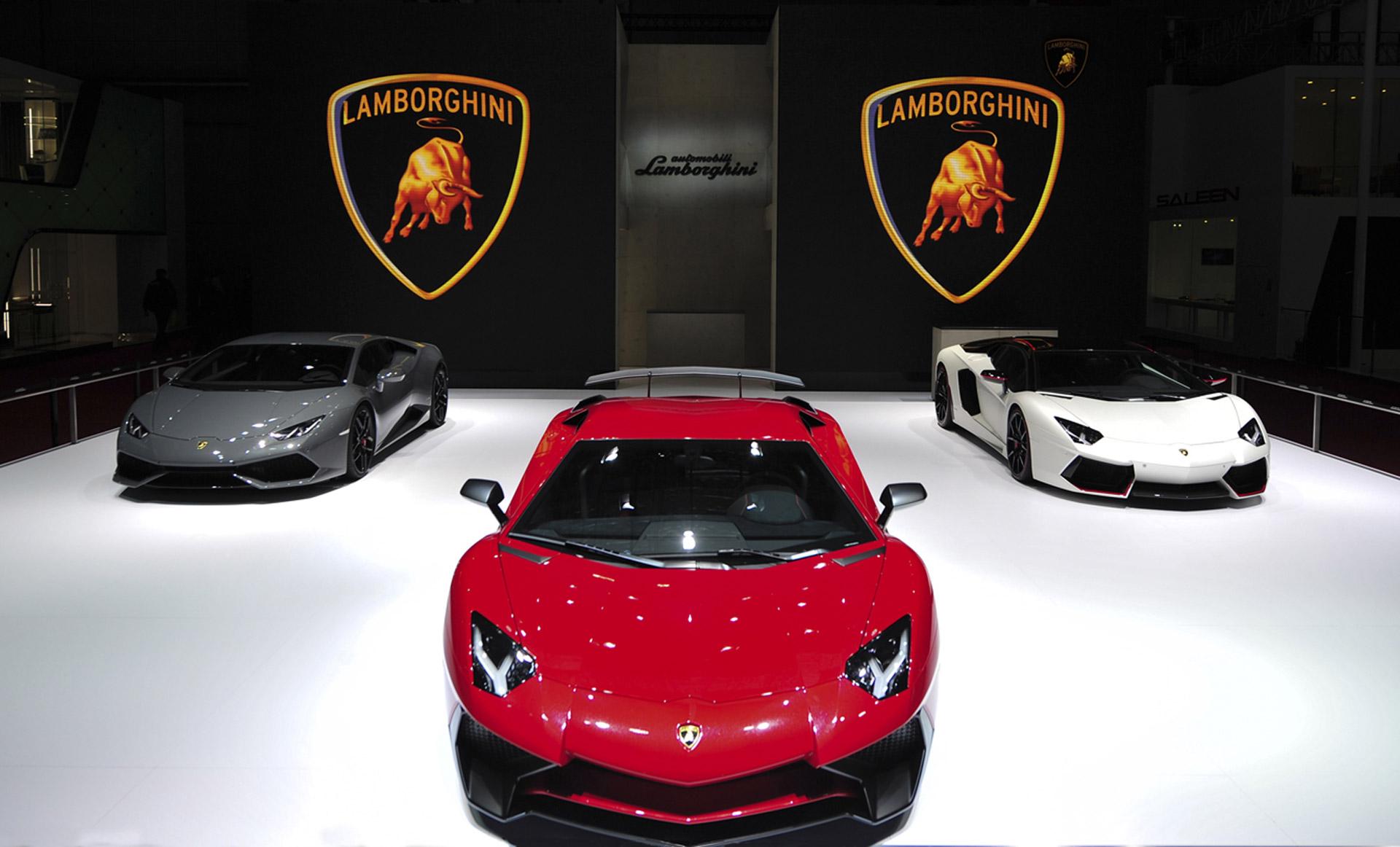 Lamborghini Limits Aventador Lp 750 4 Sv Production To
