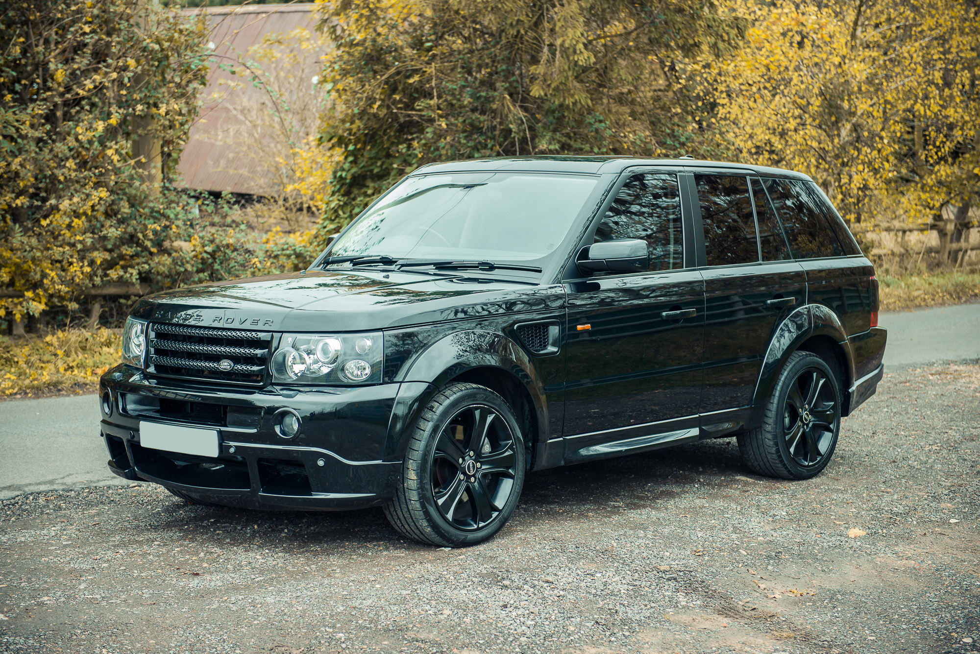 David Beckham Owned Range Rover Sport Heads To Auction
