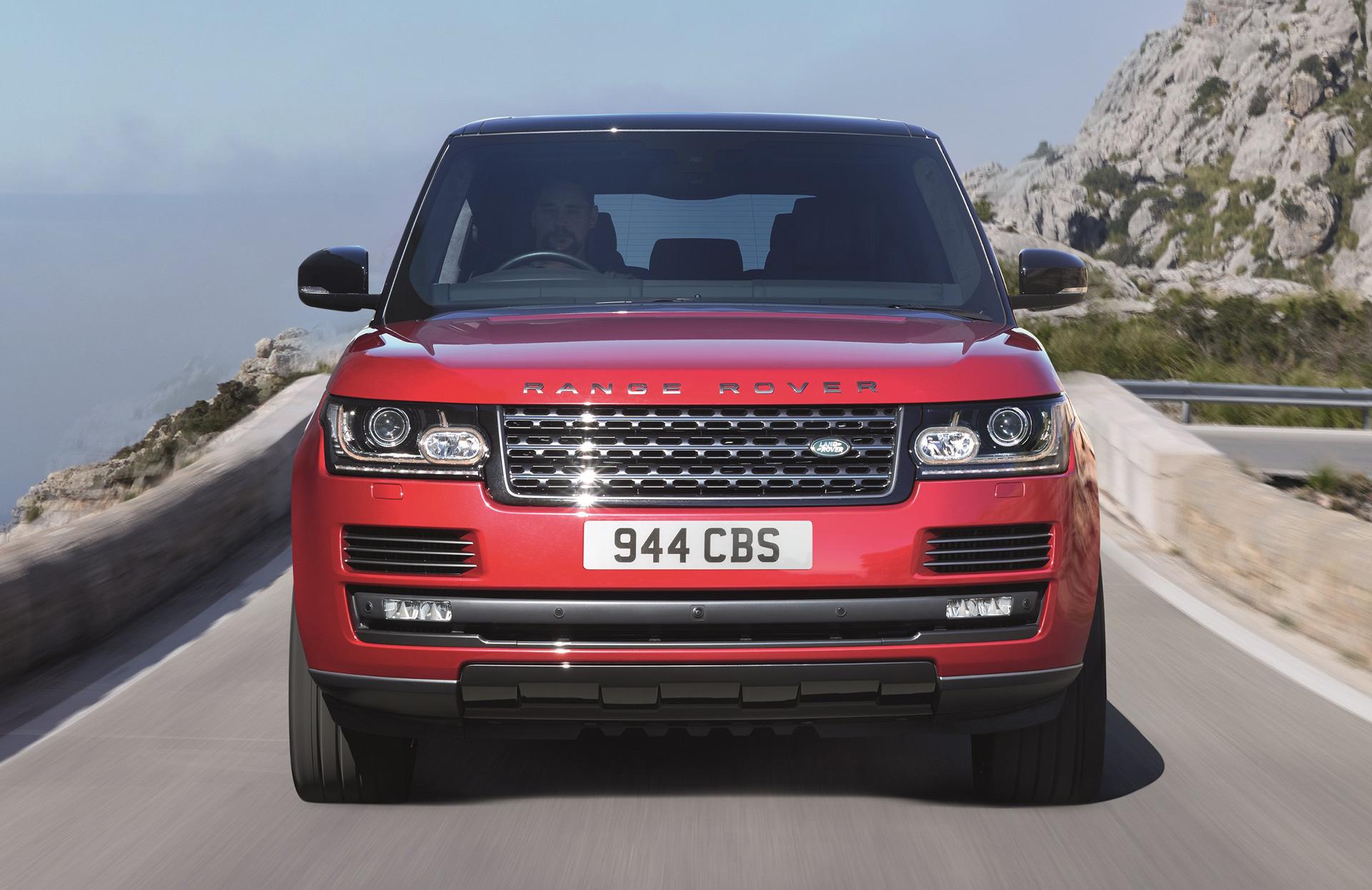 2017 Land Rover Range Rover preview