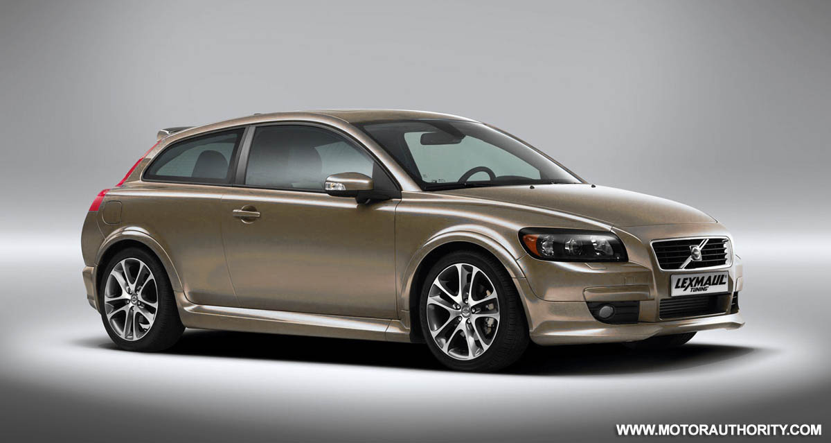 video fifth gear test of the volvo c30. Black Bedroom Furniture Sets. Home Design Ideas