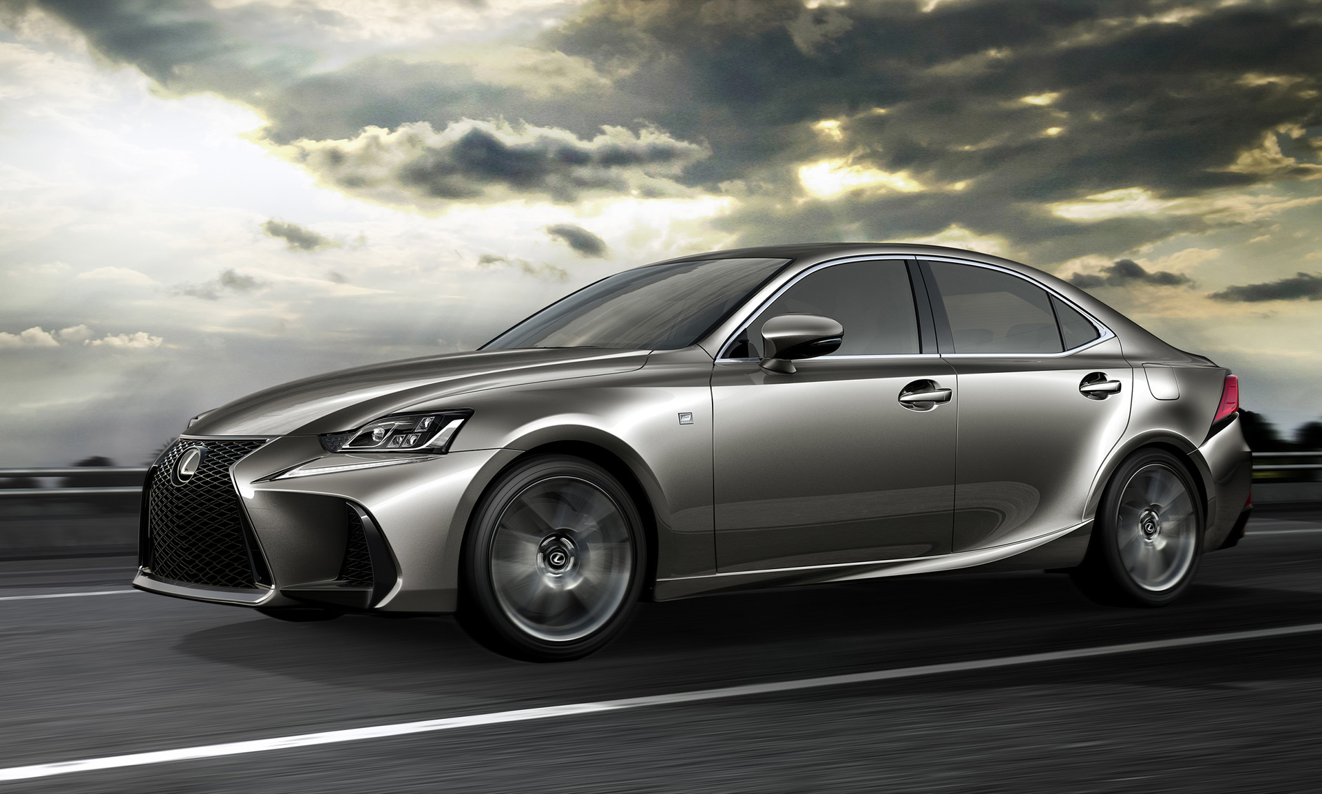 2017 Lexus Is Review Ratings Specs Prices And Photos