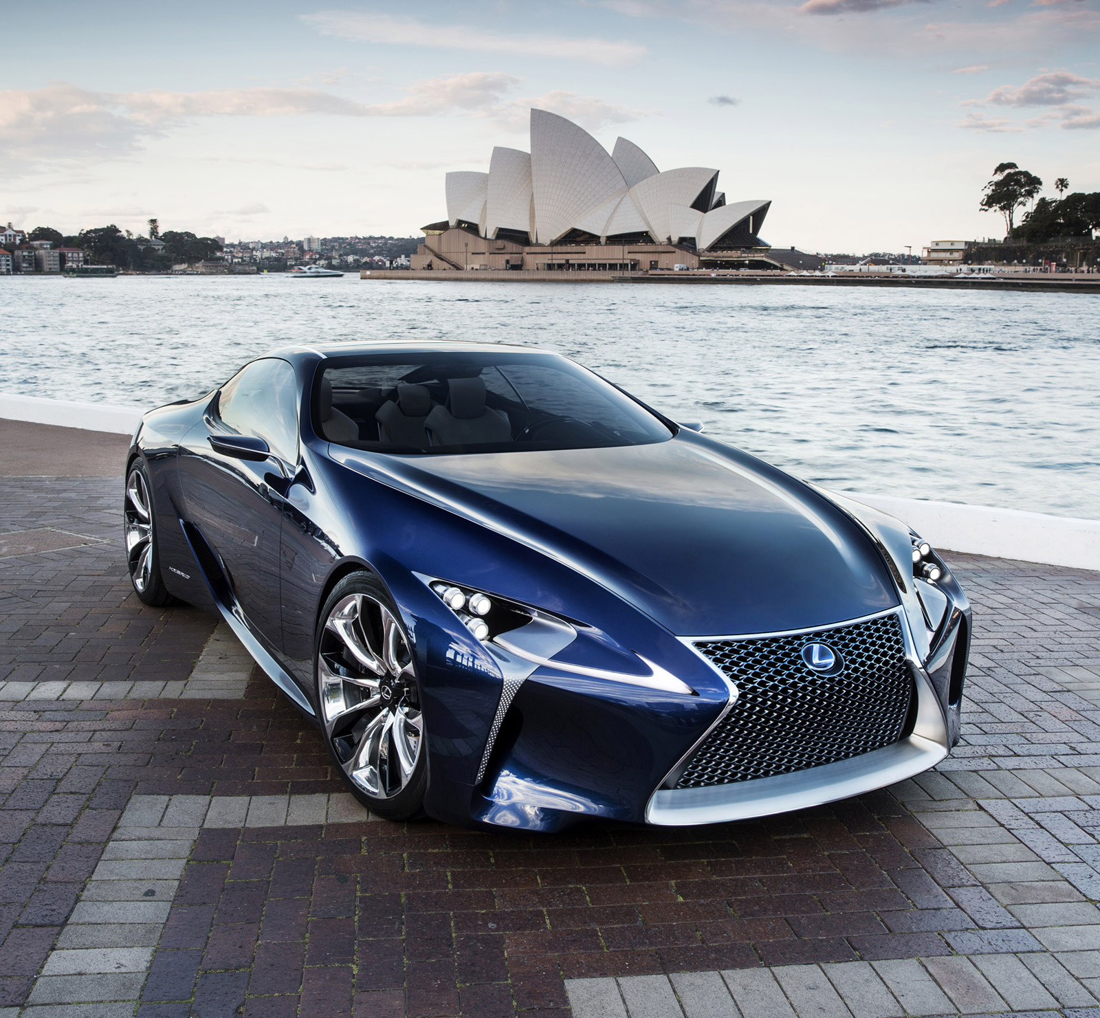 Lexus: Lexus LF-LC Sports Car Could Be Made, Will It Be A Hybrid?