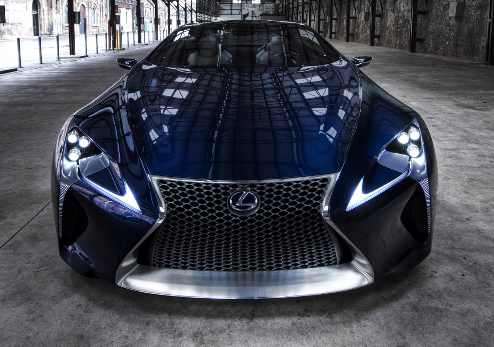 Lc 500 And Lc 500h Names Trademarked Likely Presages