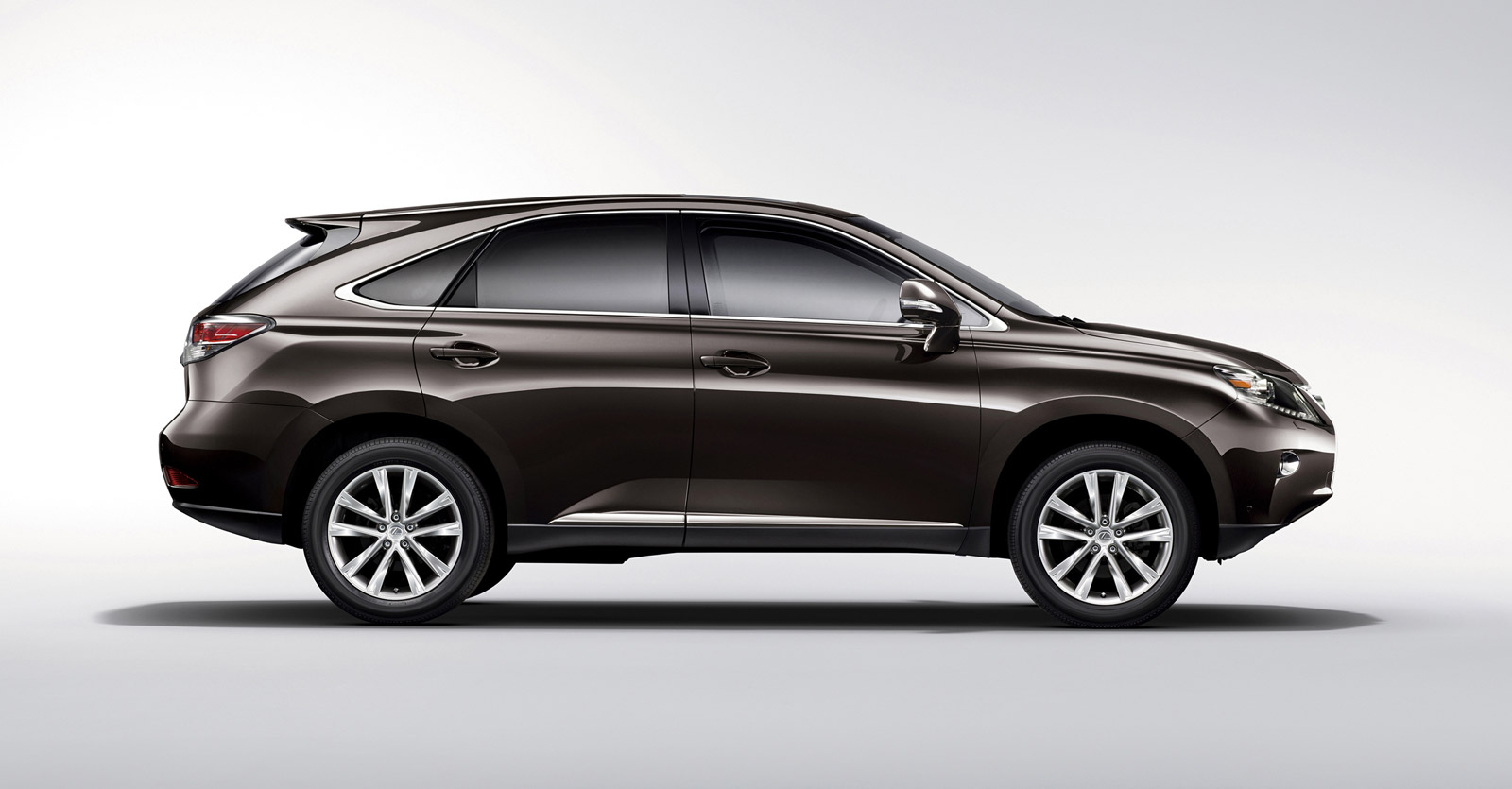 2012-2013 Lexus RX 350 Recalled For Brake Issue