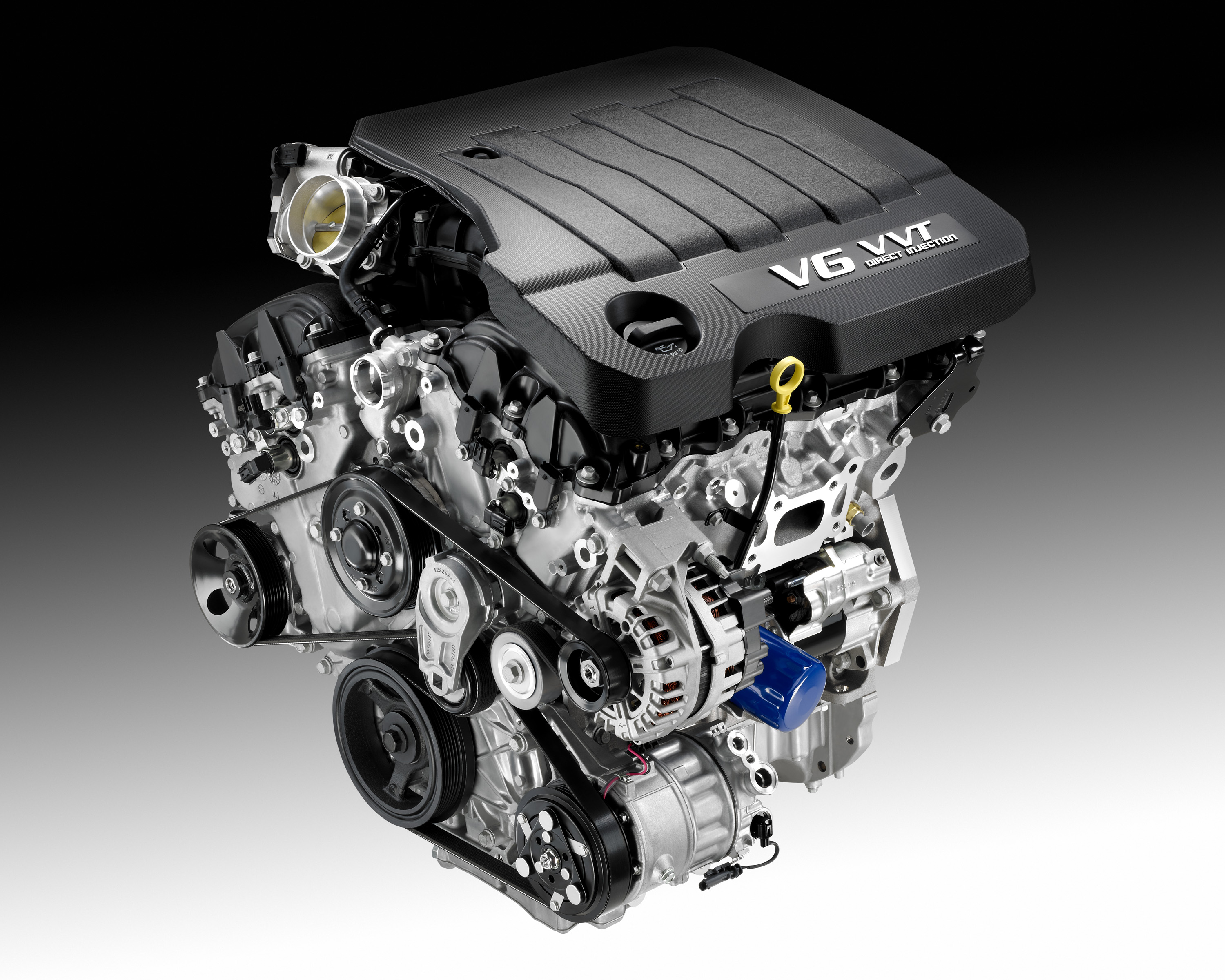 Gm Developing Pair Of Twin Turbo V 6 Engines Report