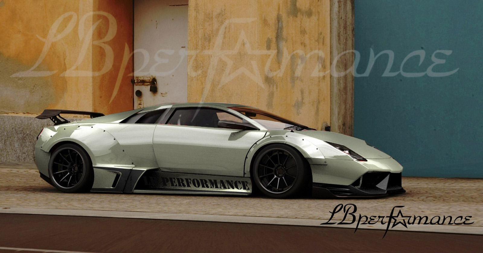 Lamborghini Murcielago Heads Toyo Tires 2012 Sema Lineup