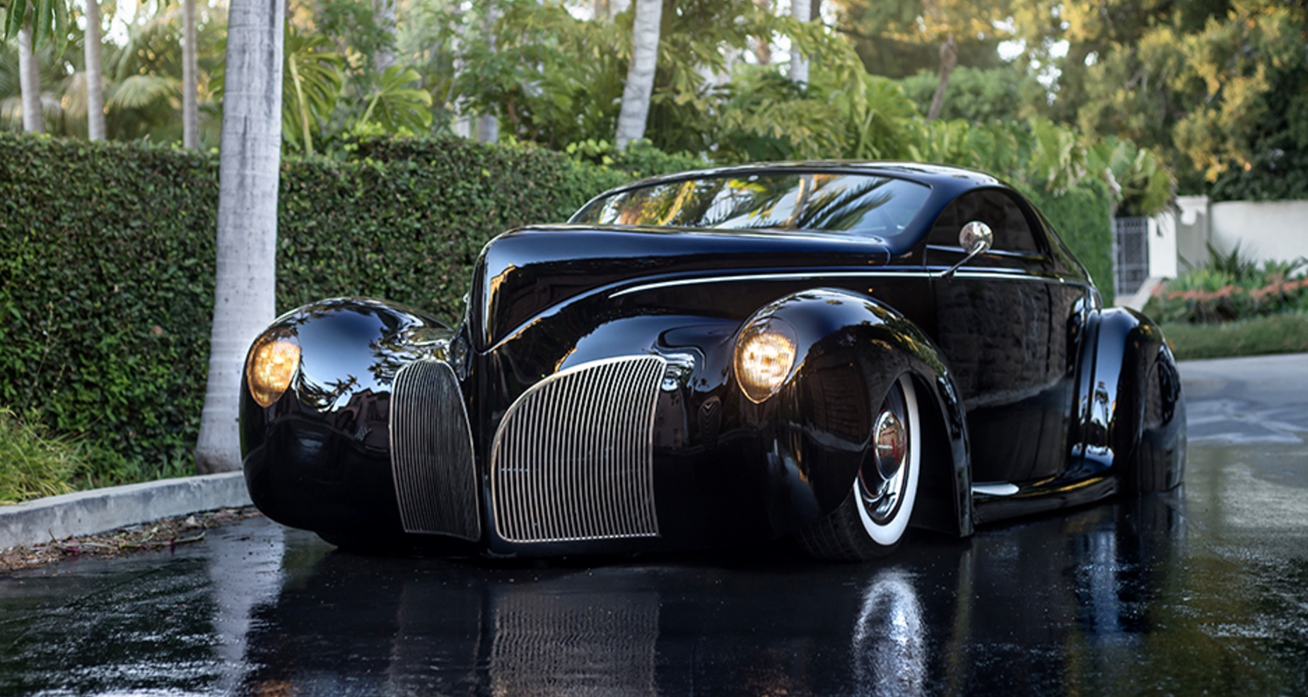 Cherokee For Less >> 'Scrape' custom 1939 Lincoln Zephyr Coupe heading to auction