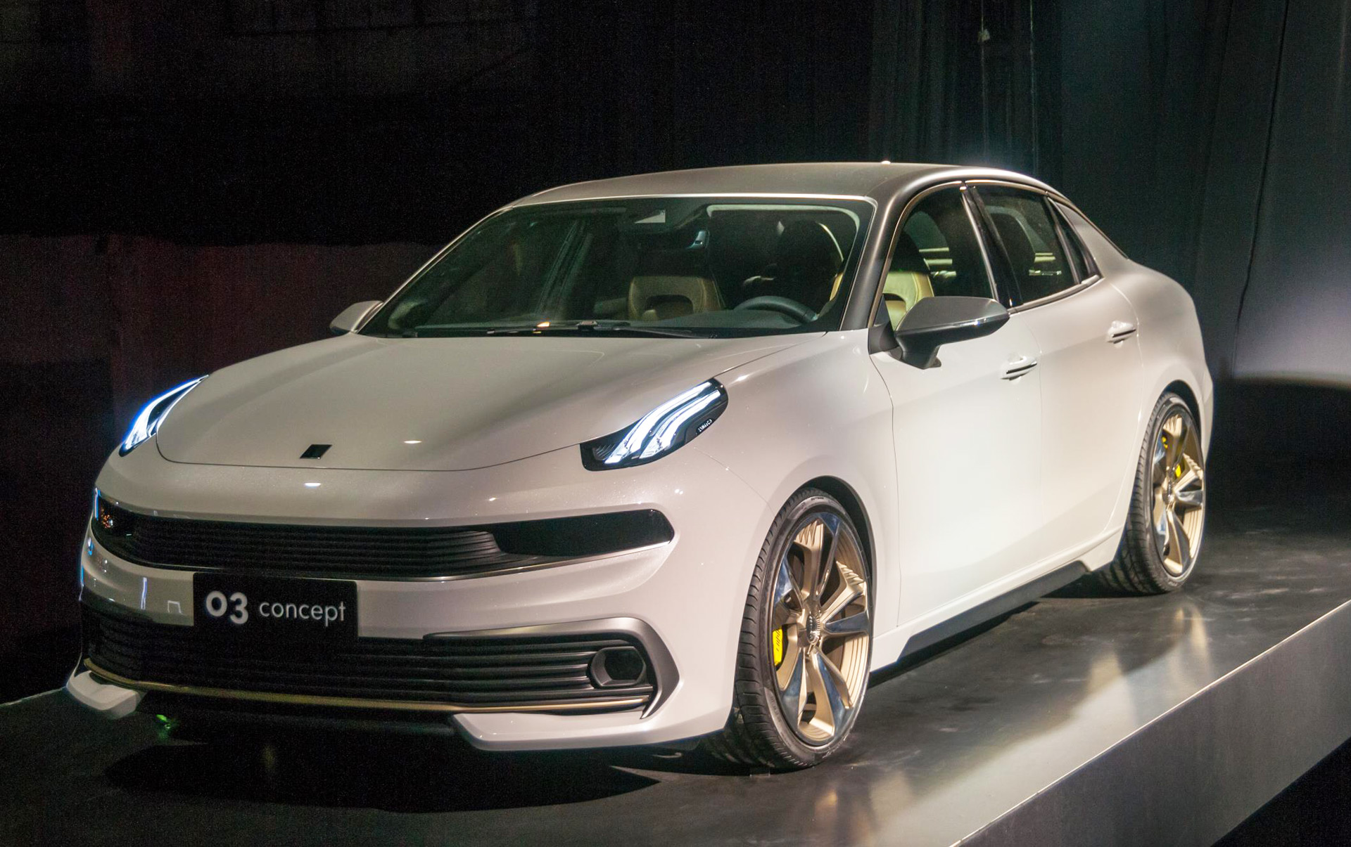 Lynk Amp Co S Next Car Previewed By 03 Sedan Concept