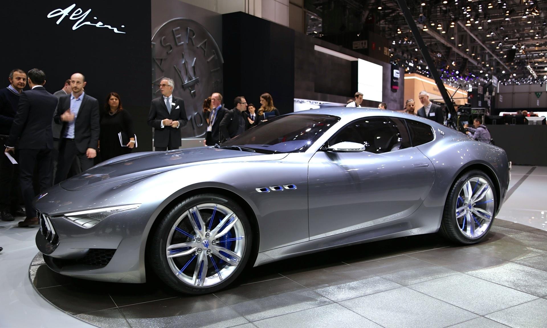 Maserati to launch Alfieri sports car, kill GranTurismo ...