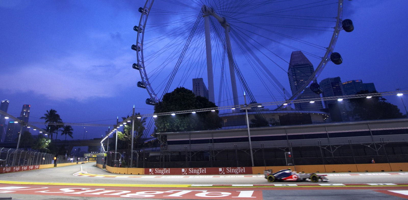 Formula One Singapore Grand Prix Preview