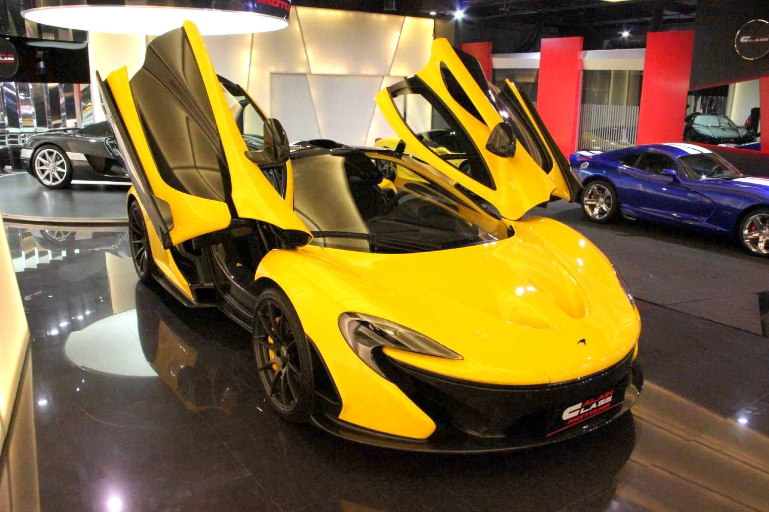 that was fast first used mclaren p1 already for sale
