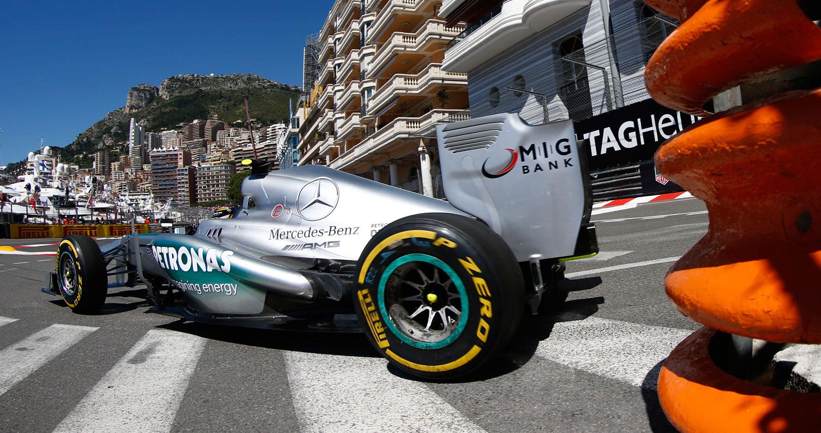 Fia Reprimands Mercedes Pirelli For Unauthorized F1 Tire Test