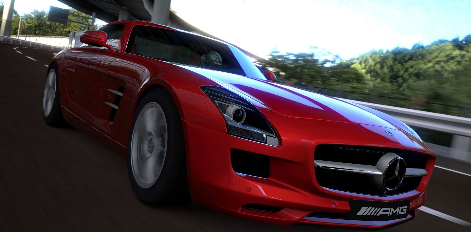 Mercedes amg driving academy to feature gran turismo 5 sls for Mercedes benz driving school los angeles