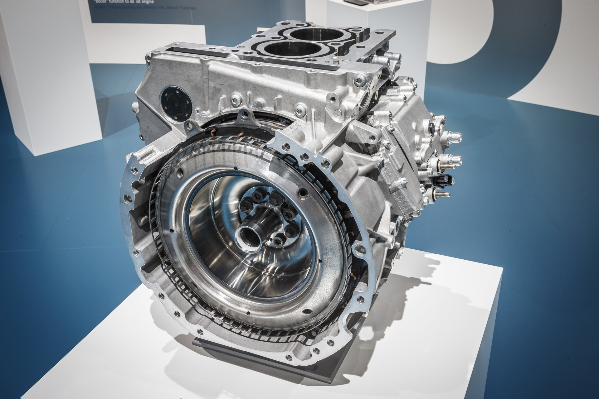 Mercedes Announces Inline 6 With 48 Volt Mild Hybrid System