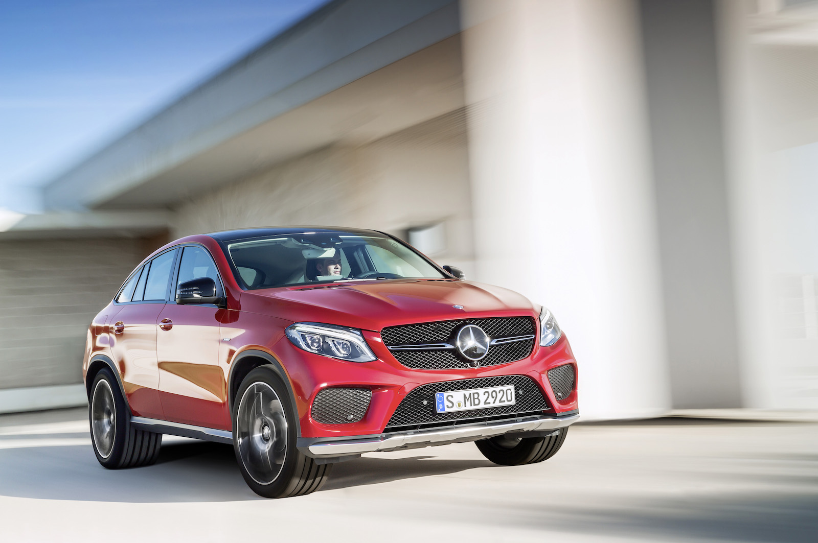 Sonax Amg Mercedes Clrp Lmp1: 2016 Mercedes-Benz GLE450 AMG 4Matic Coupe Preview