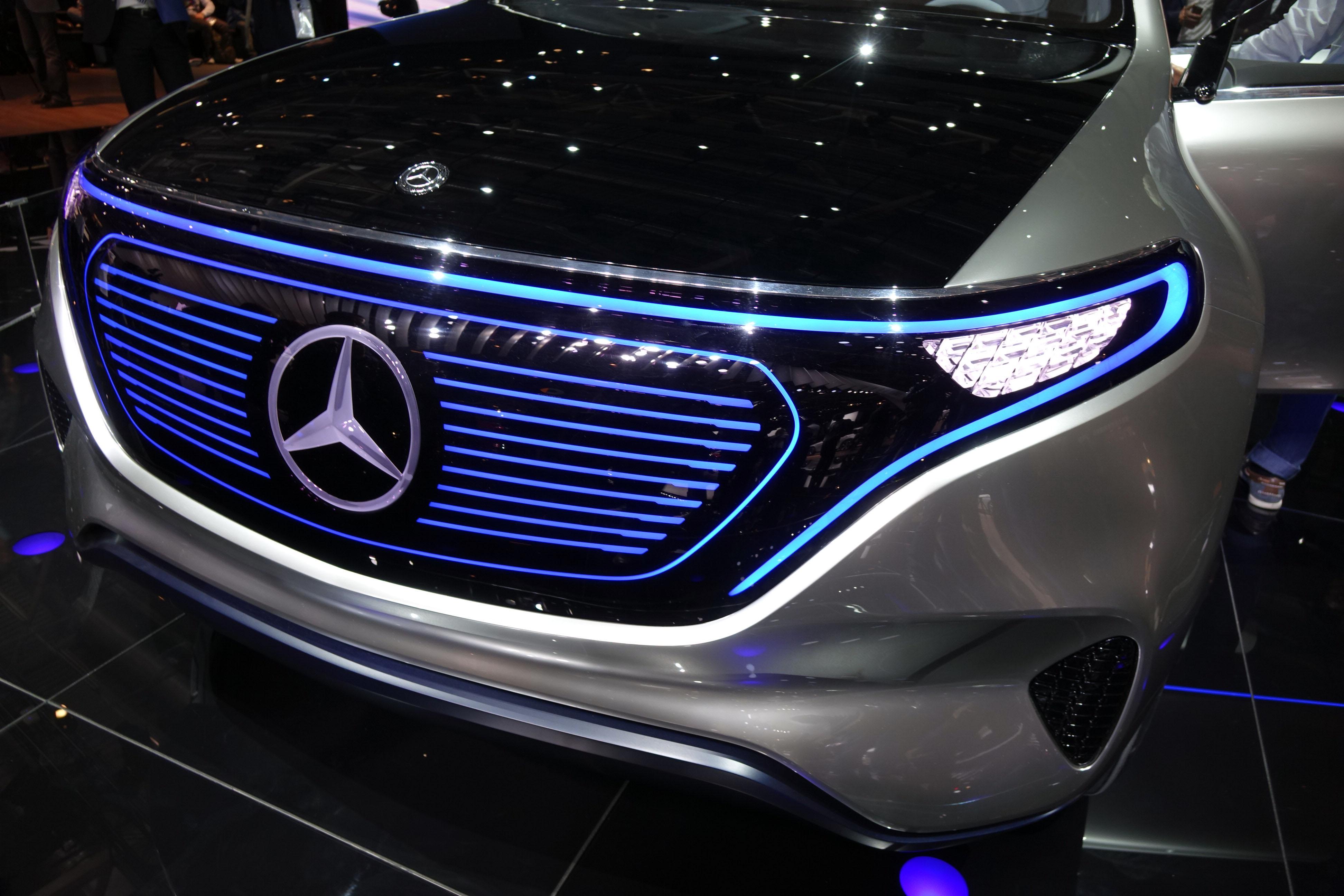 Vw Id Concept Details Mercedes Generation Eq Lexus Ux