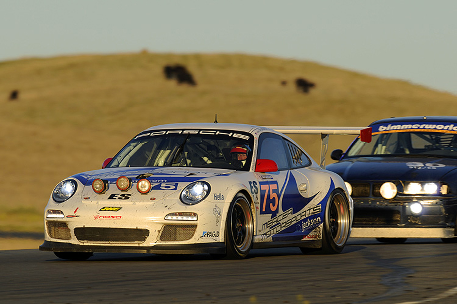 Mercer Motorsports Porsche Gt3 Overall Victor In 25 Hours