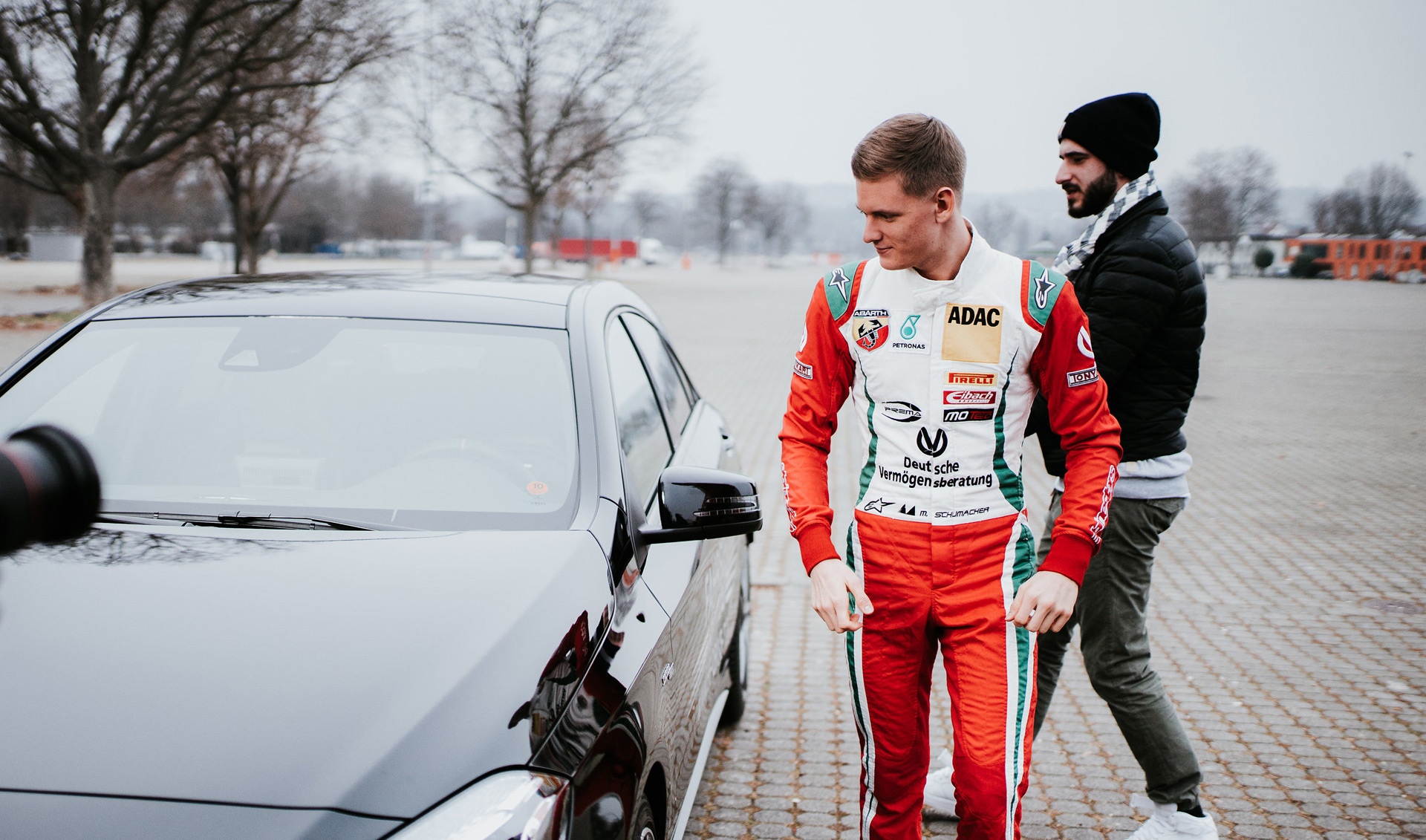 Mick Schumacher Becomes Mercedes Brand Ambassador Stars
