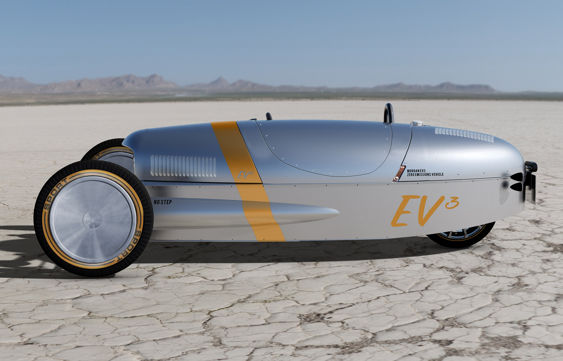 Second All Electric Morgan Concept Is Three Wheeler Headed