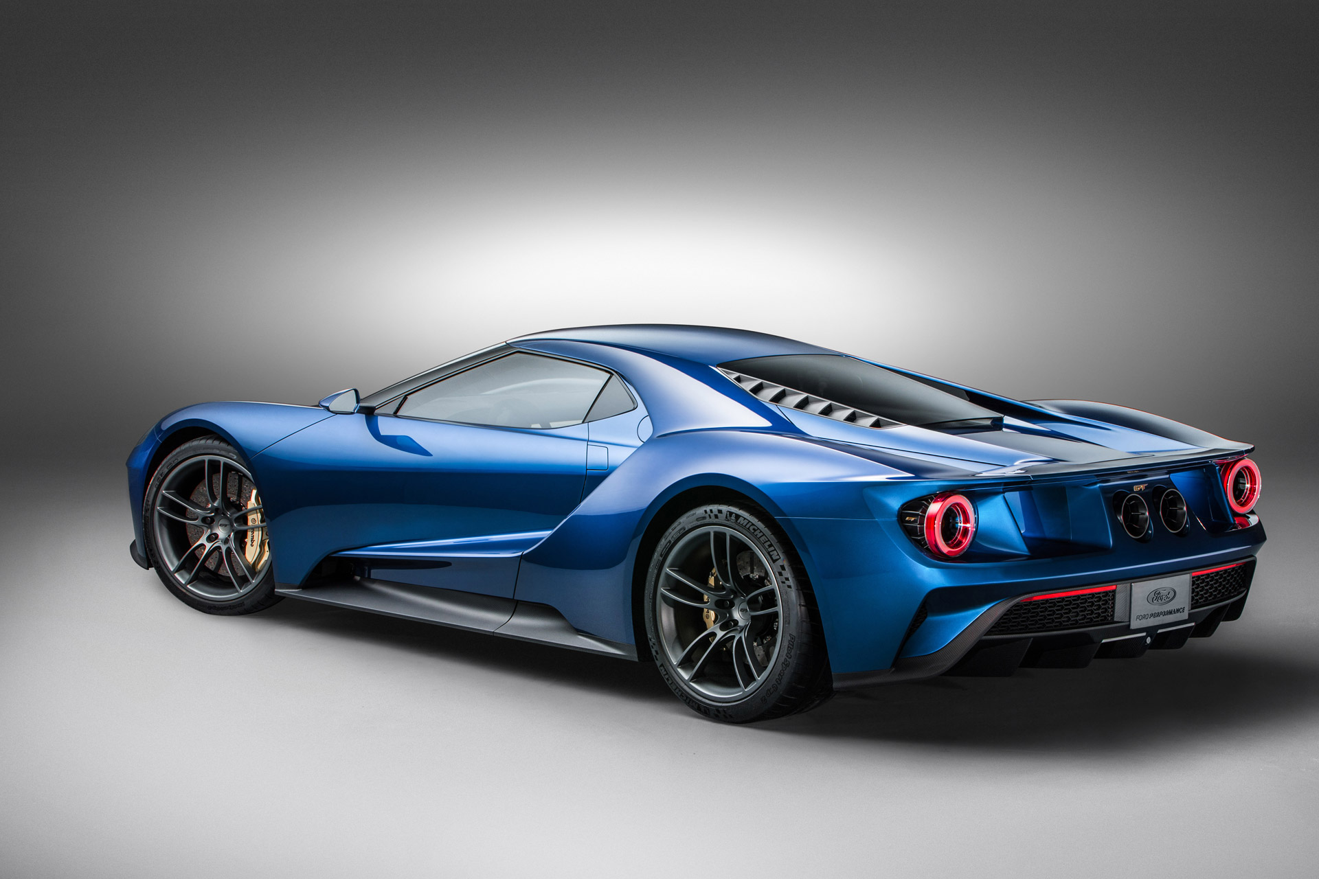 New Ford Gt Coming With 630 Hp And 539 Lb Ft According To