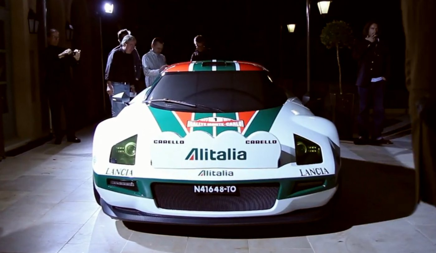 New Stratos Production Blocked By Ferrari--Or Not?