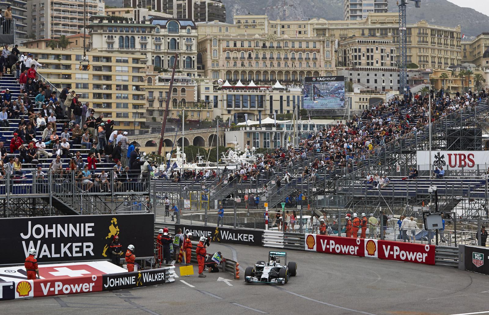 Ecurie Mercedes Monaco
