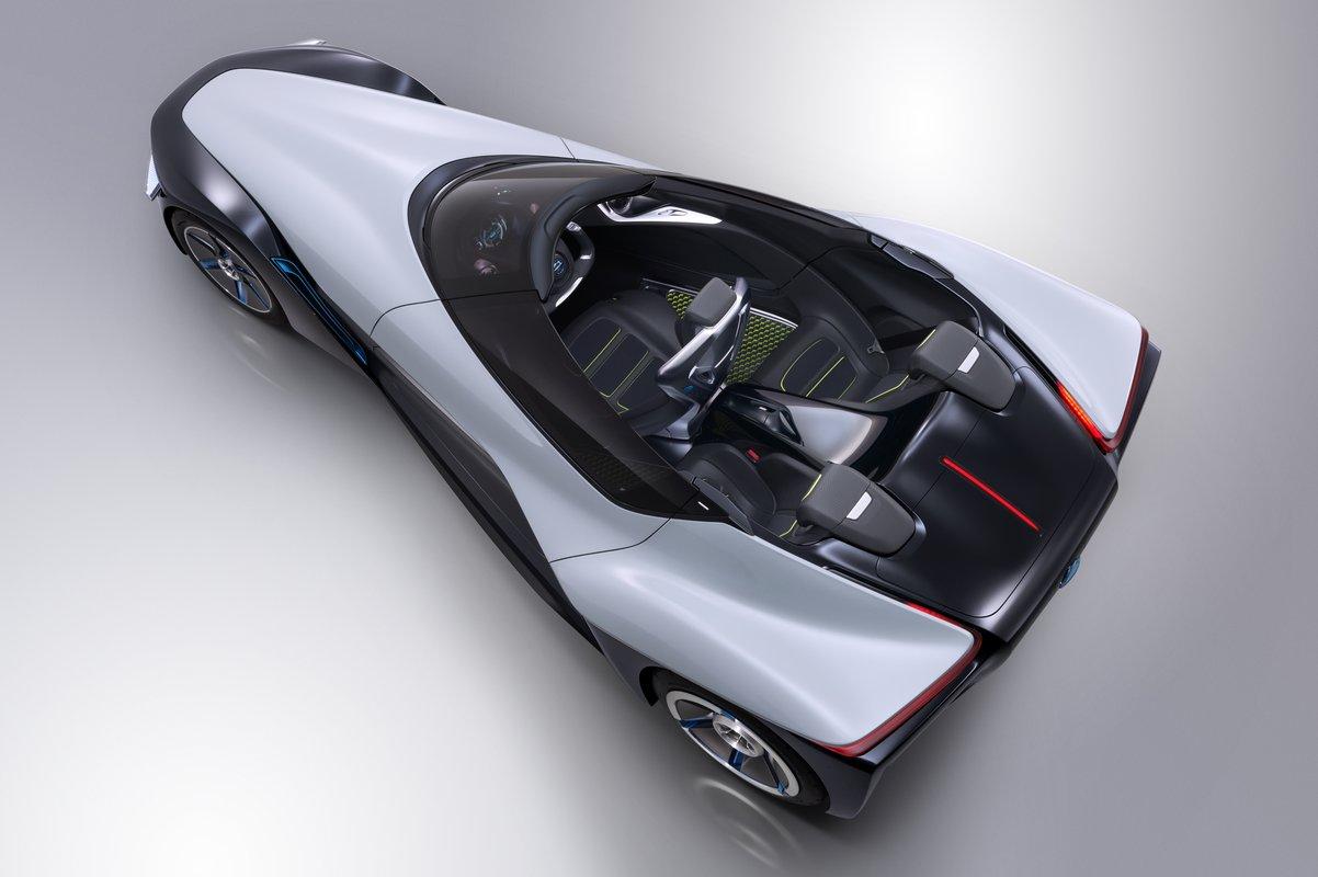 Nissan Reveals Electric Sports Car Concept, Plans To Build ...