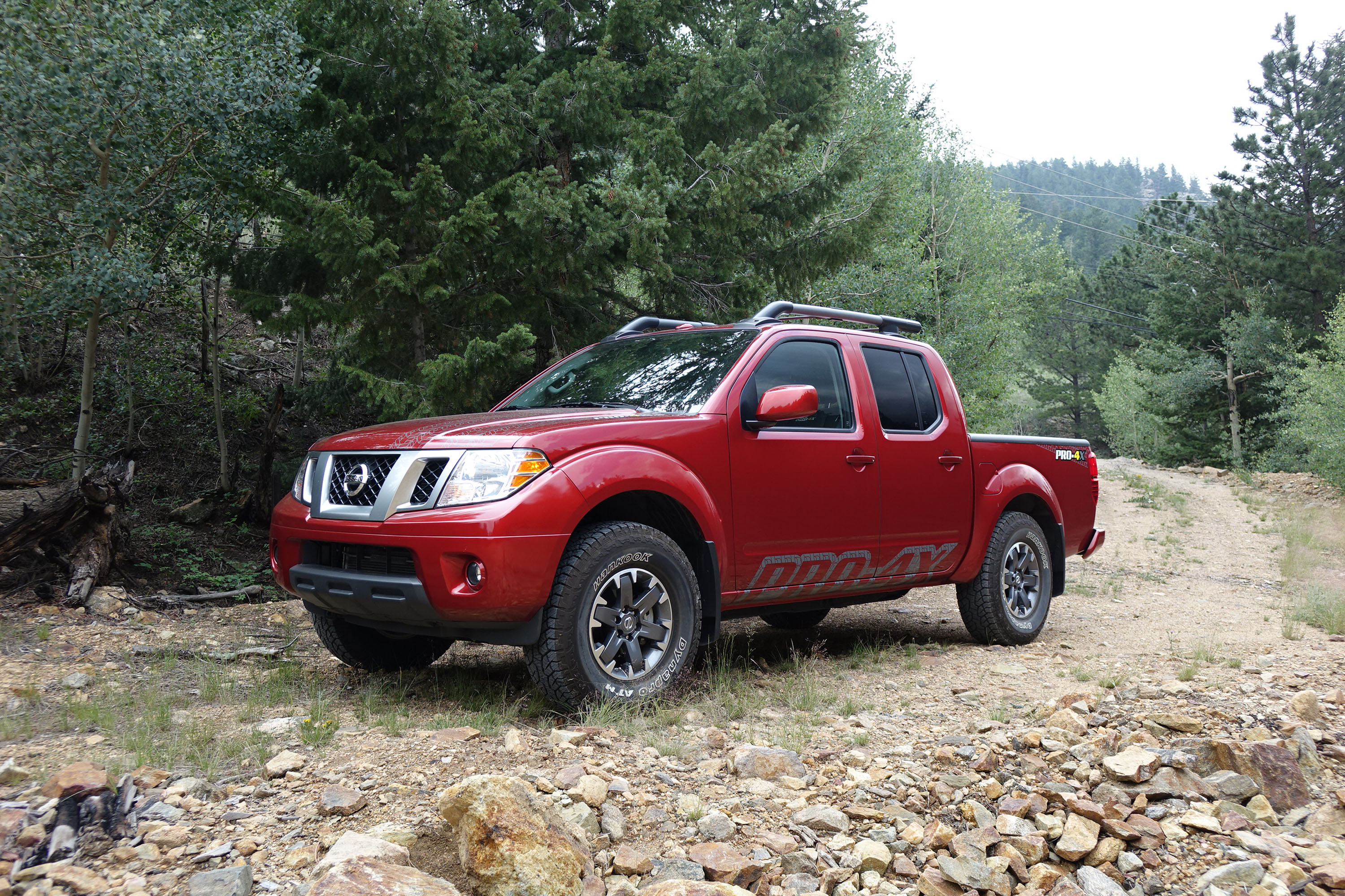 aoa pro the continues small trend pickup nissan frontier awesomness hinter