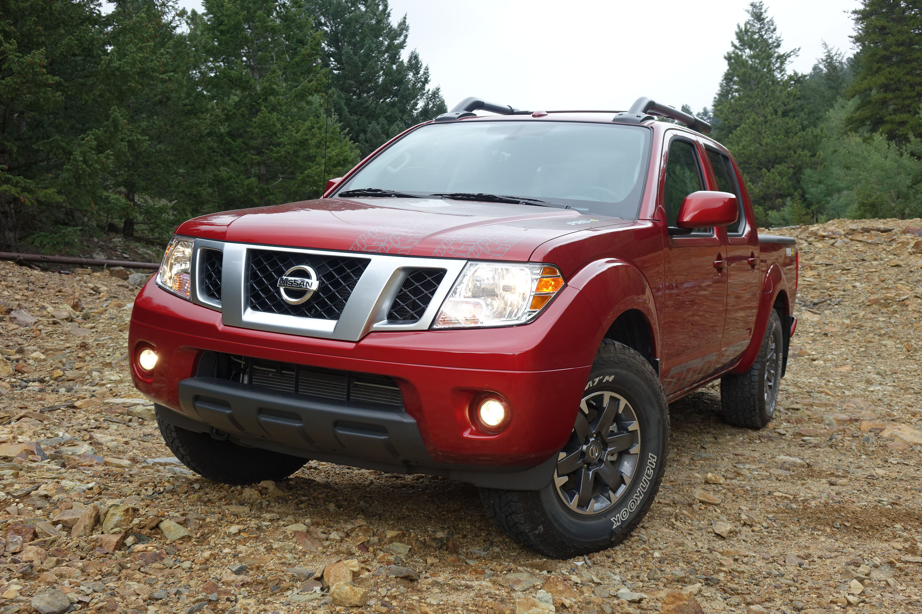 Nissan will finally replace its aging Frontier mid-size pickup