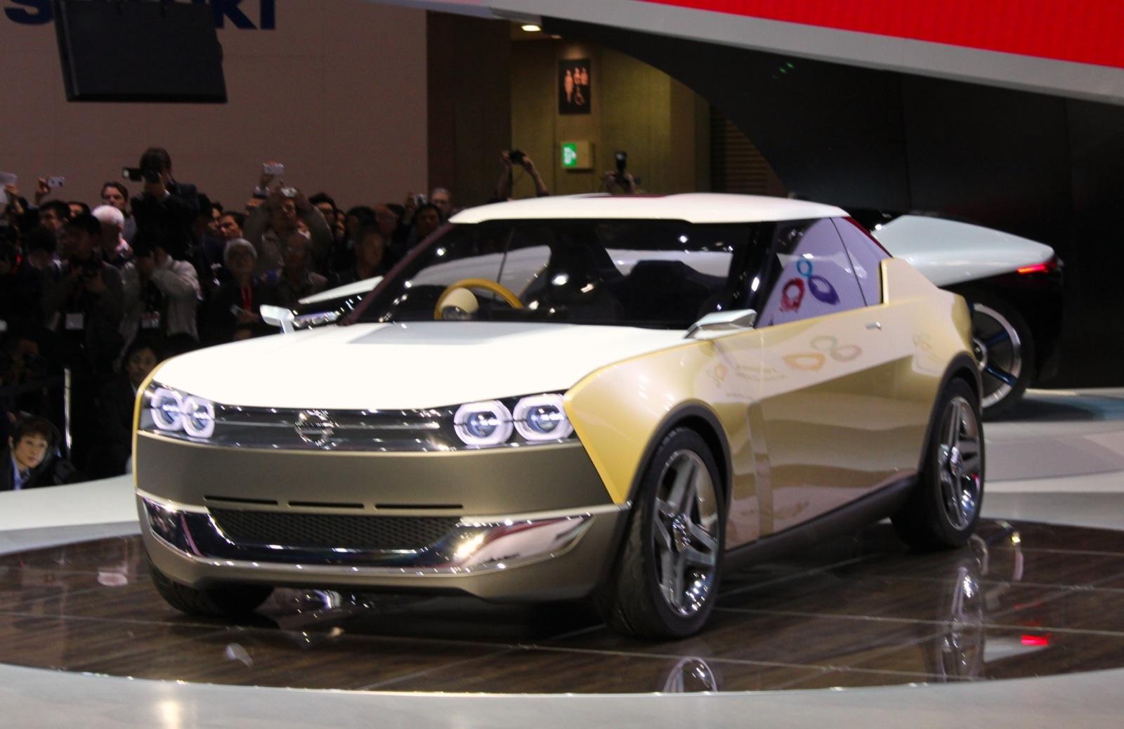 Nissan Reveals Retro IDx Freeflow And NISMO Concepts: Video