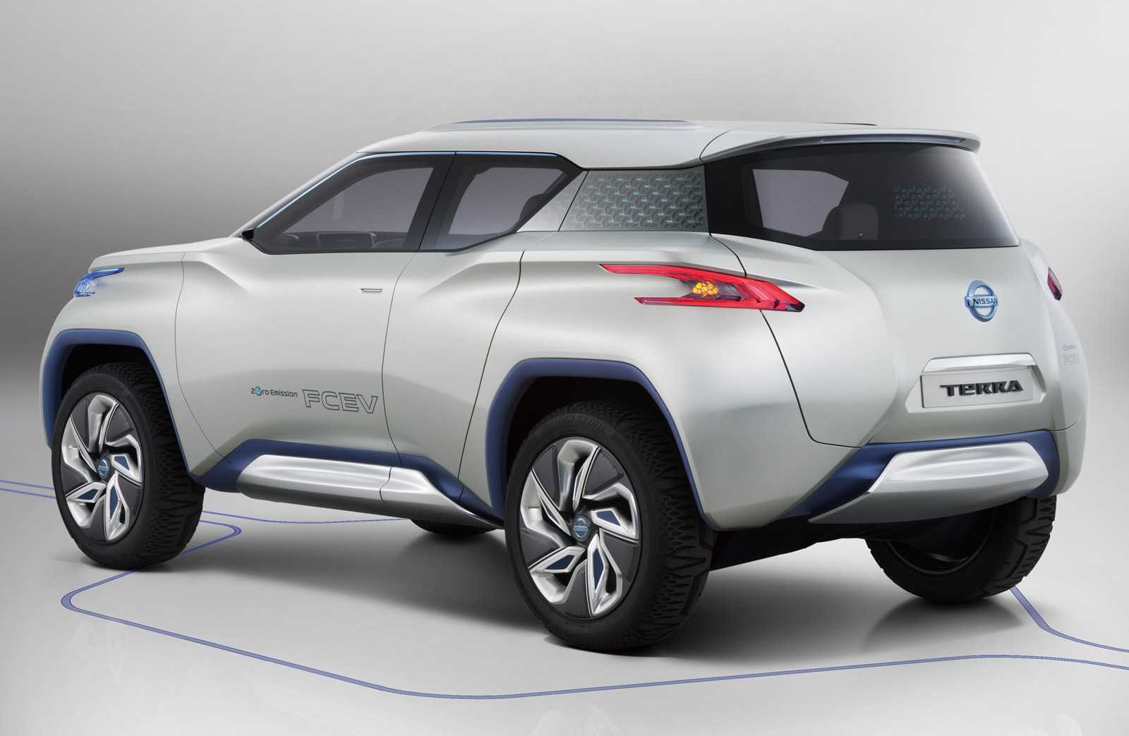 Nissan to debut terra fuel cell suv concept at paris motor show vanachro Gallery